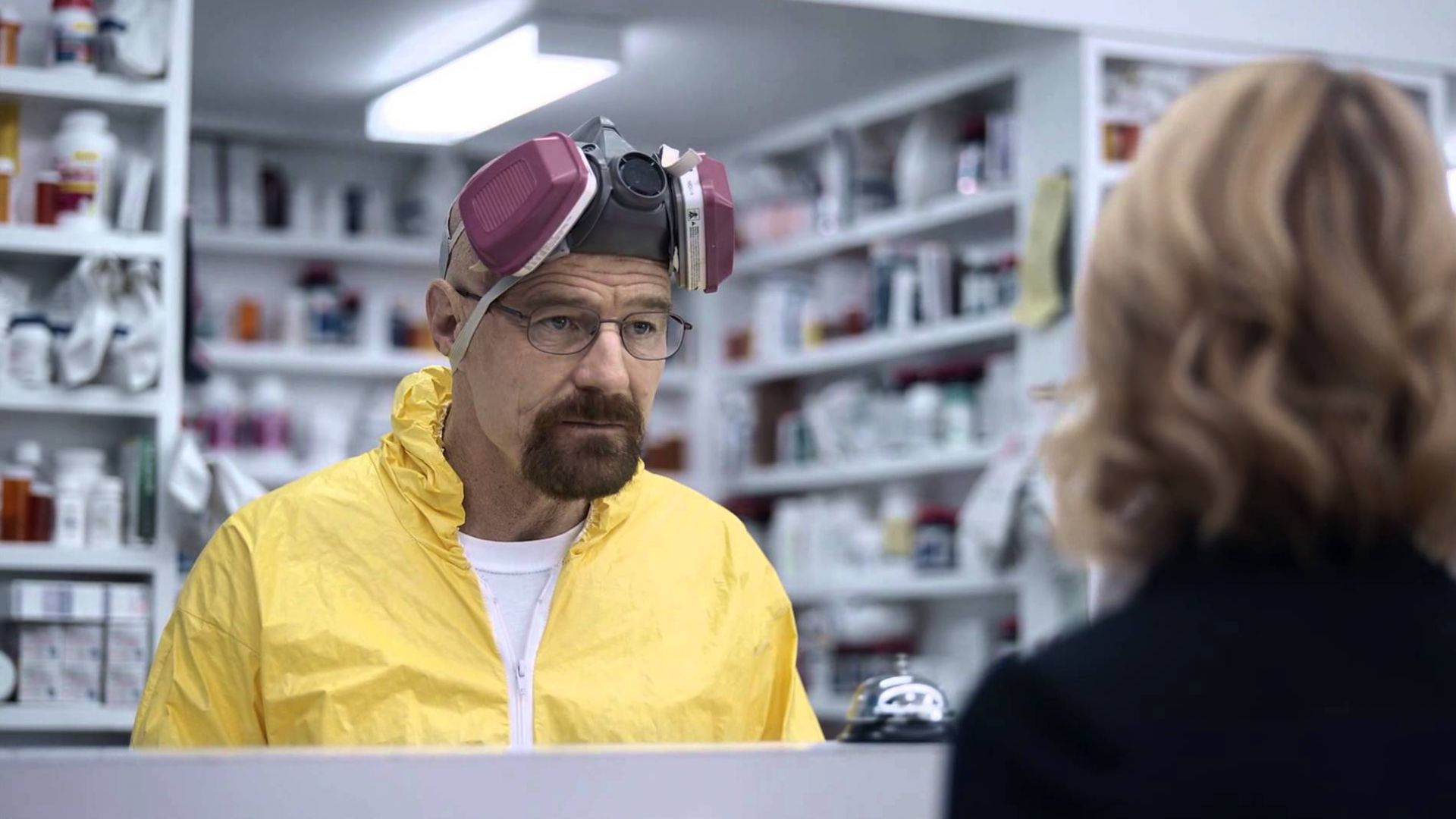 Walter White Returns in Esurance Super Bowl Comercial