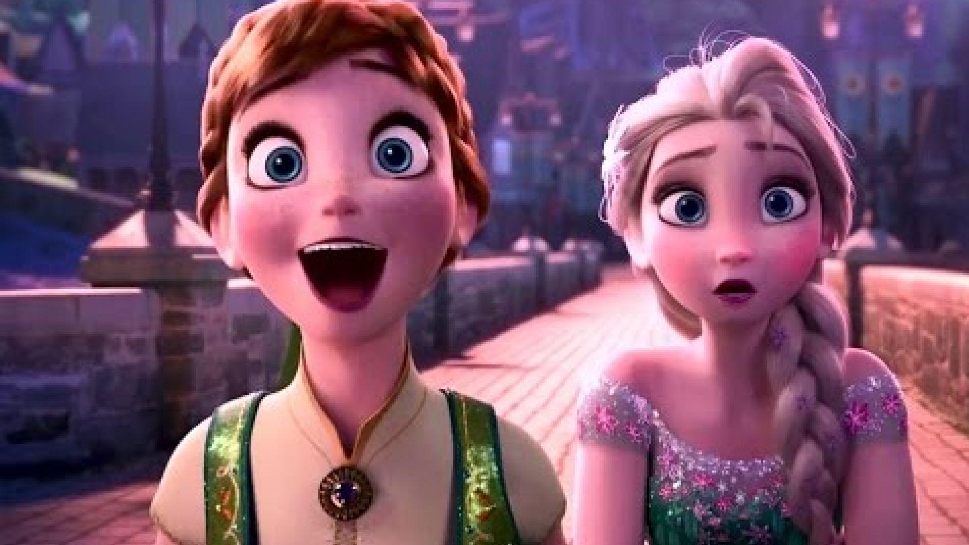Official Trailer for Disney Short Film 'Frozen Fever'
