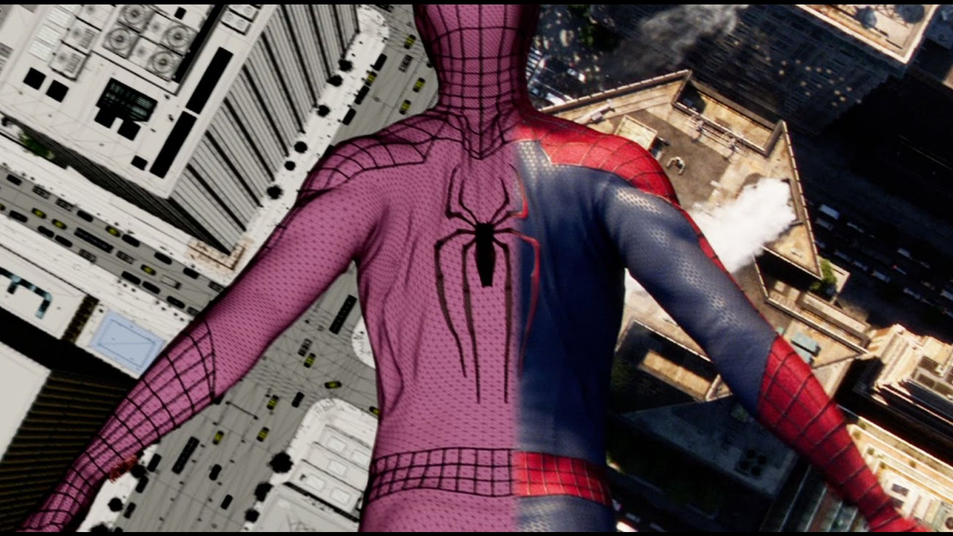 Visual Effects: The Environments of Amazing Spider-Man 2