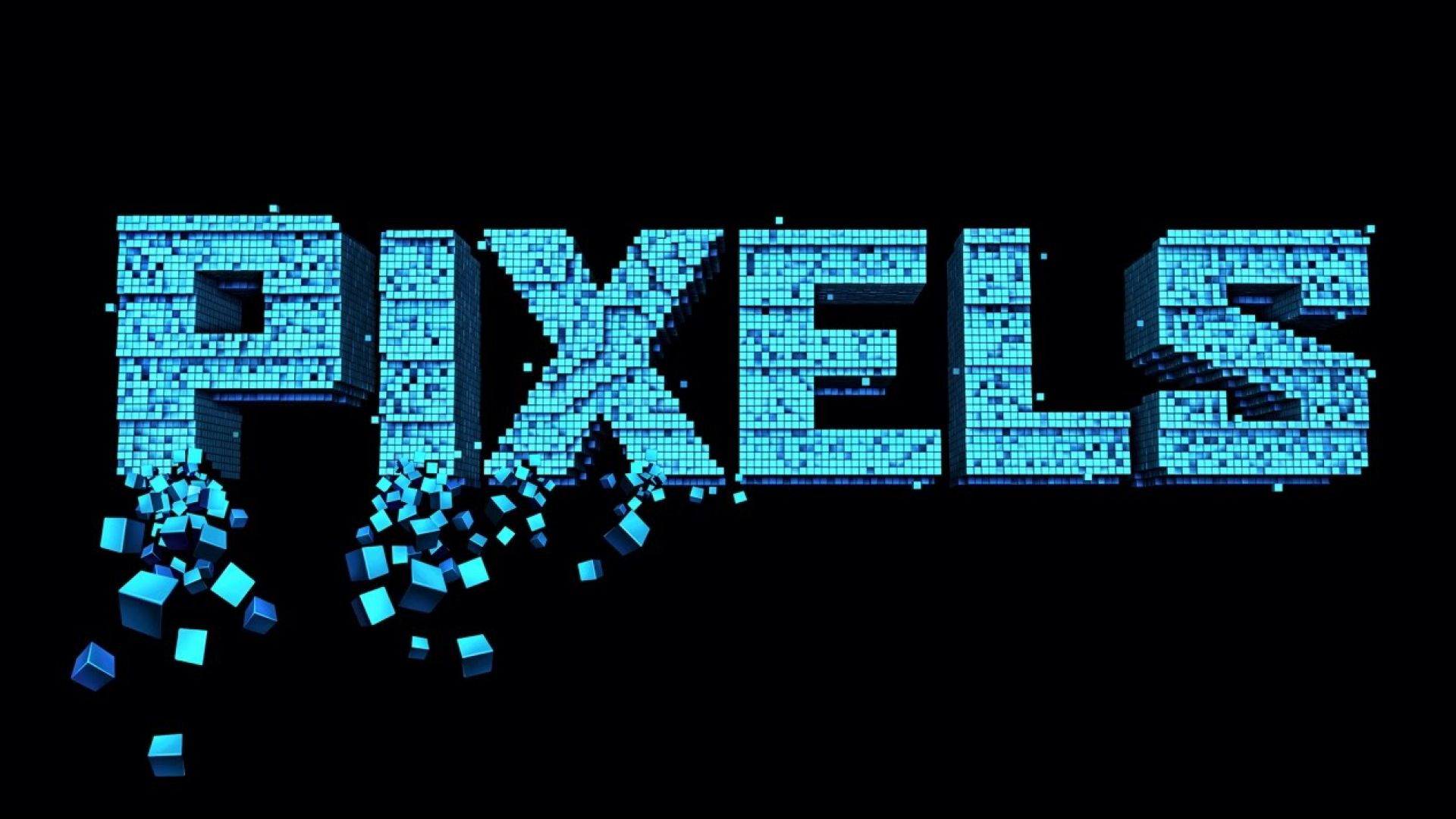 Sneak Peek of Pixels