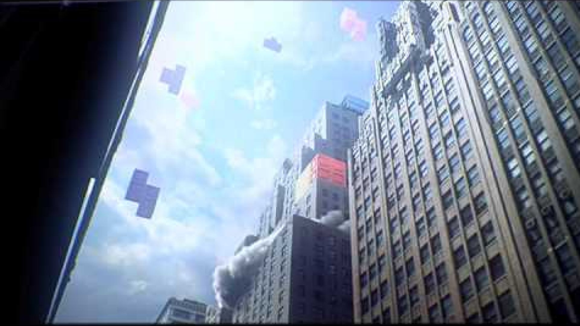 The Original 'Pixels' Short Movie That Inspired The Feature