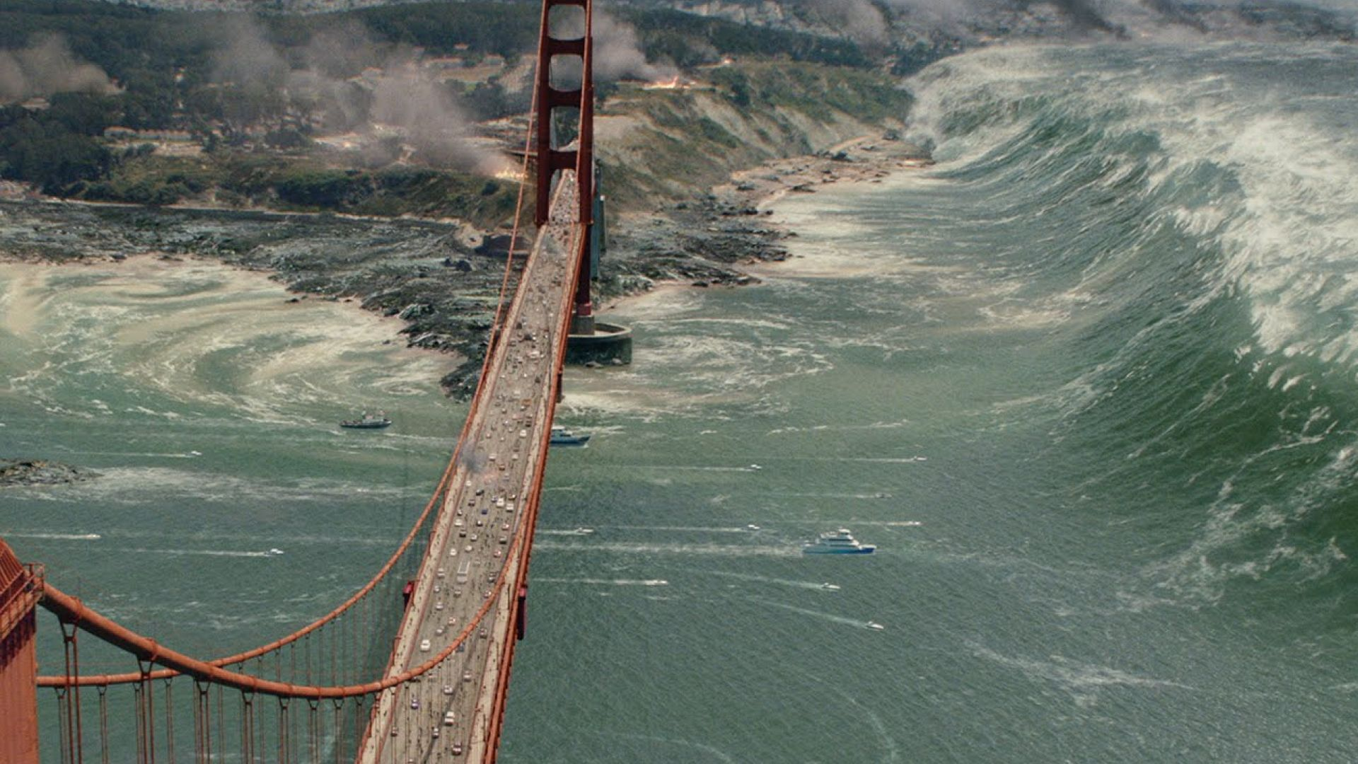 Second Official Trailer for 'San Andreas'