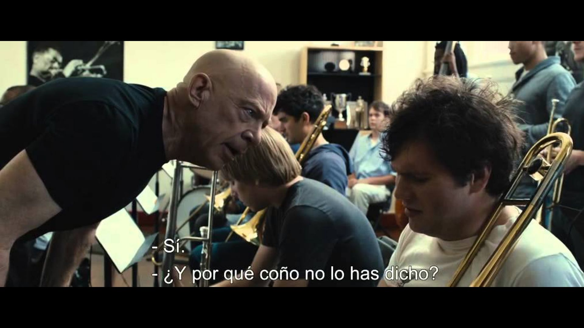 Watch Original 'Whiplash' Short Film