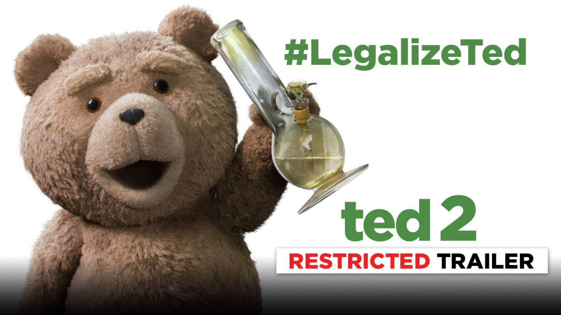 Drugs and Tom Brady Feature in New Red Band Trailer for 'Ted