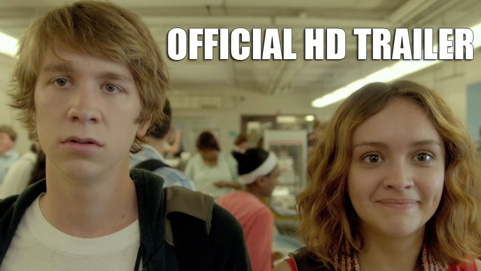 Official Trailer for 'Me and Earl and the Dying Girl'