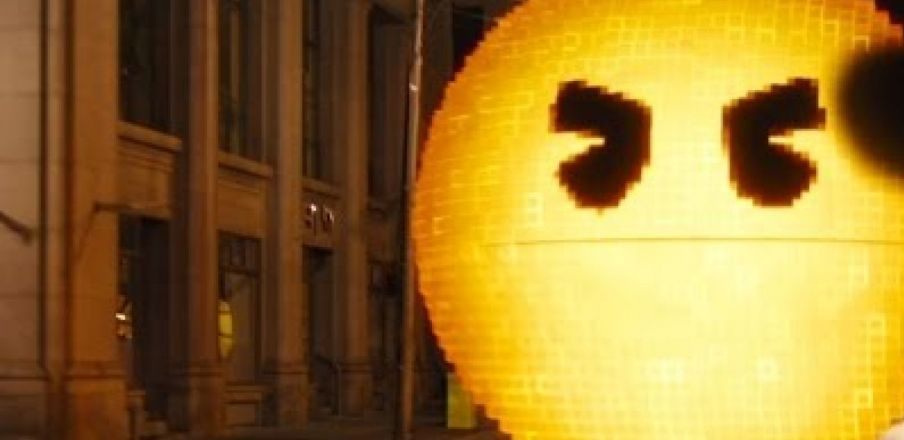 Pac-Man is on the Attack in New Clip from 'Pixels'