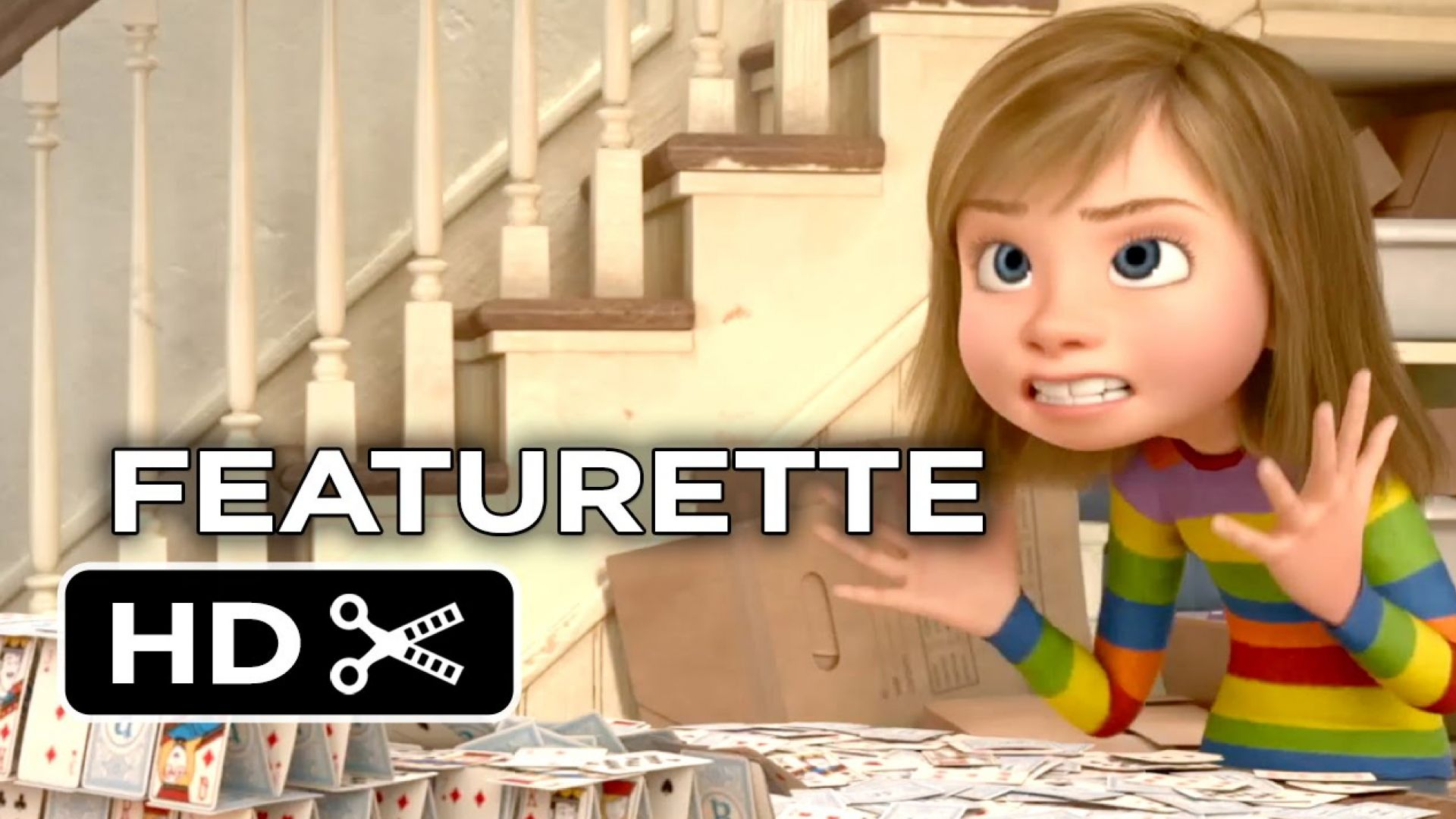 Get to Know Anger in New 'Inside Out' Featurette