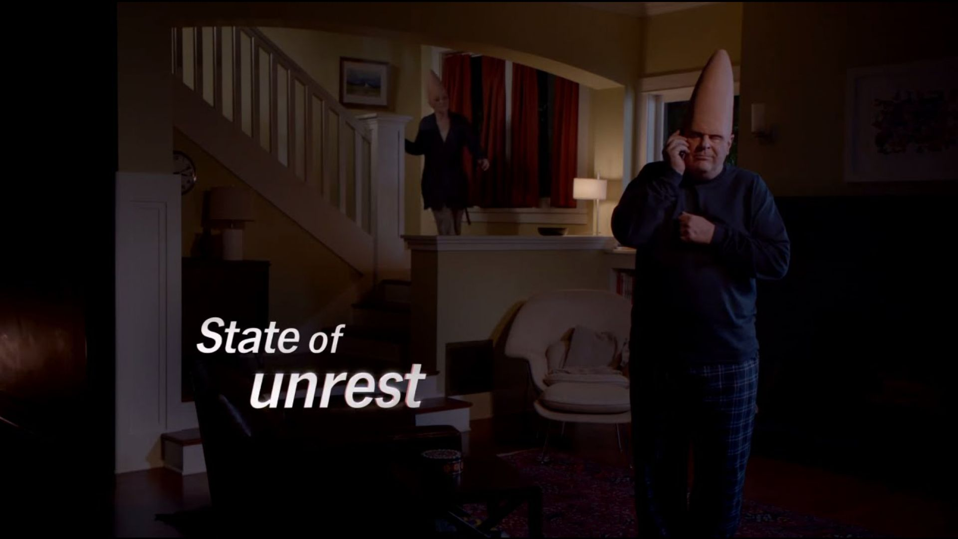 Coneheads are back in State Farm ad
