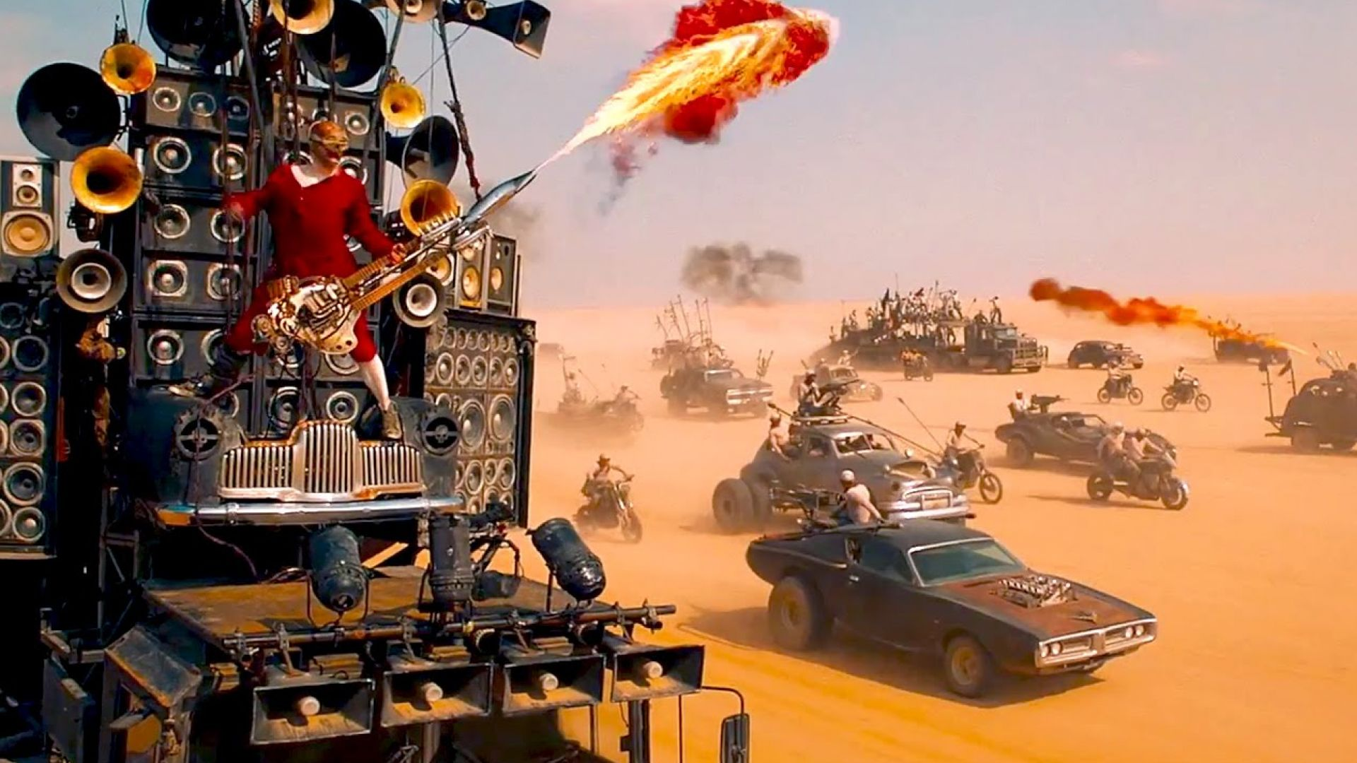 How George Miller got everything he wanted - Mad Max: Fury R