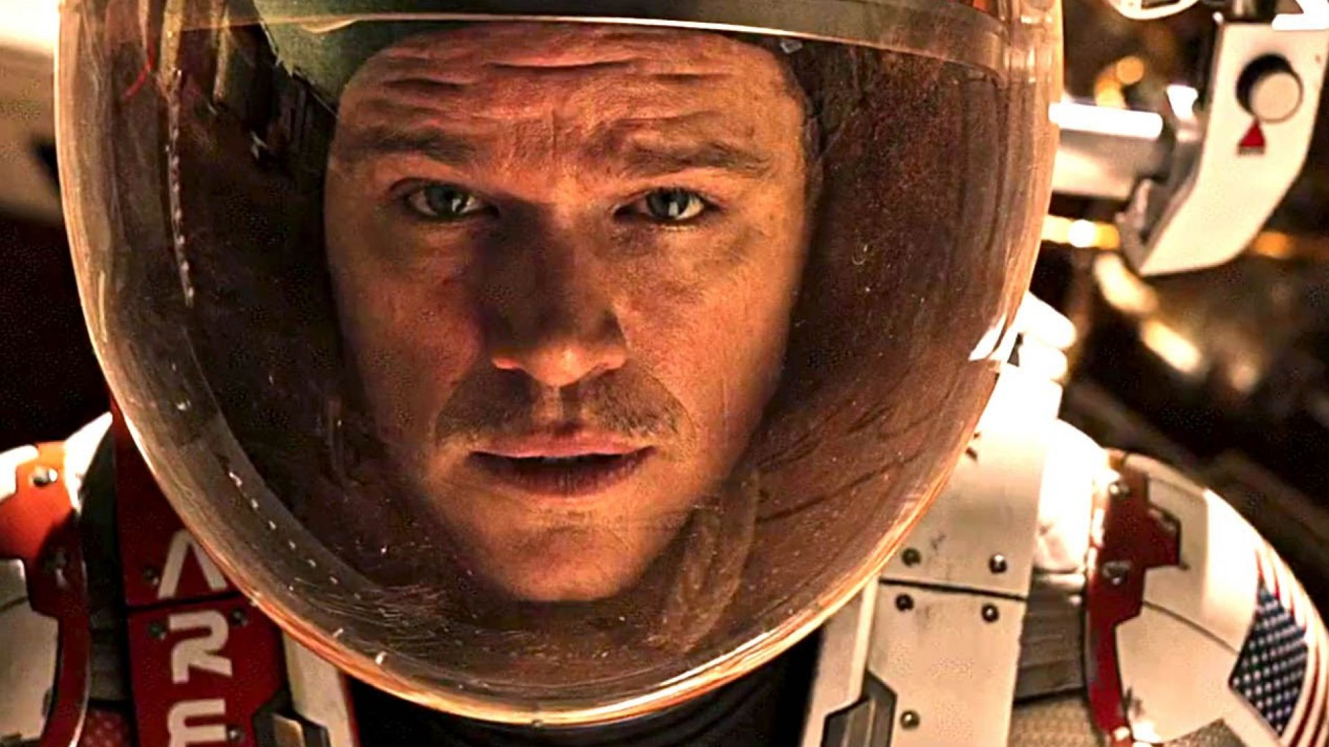 Matt Damon Travels to Outer Space in First Trailer for Ridle