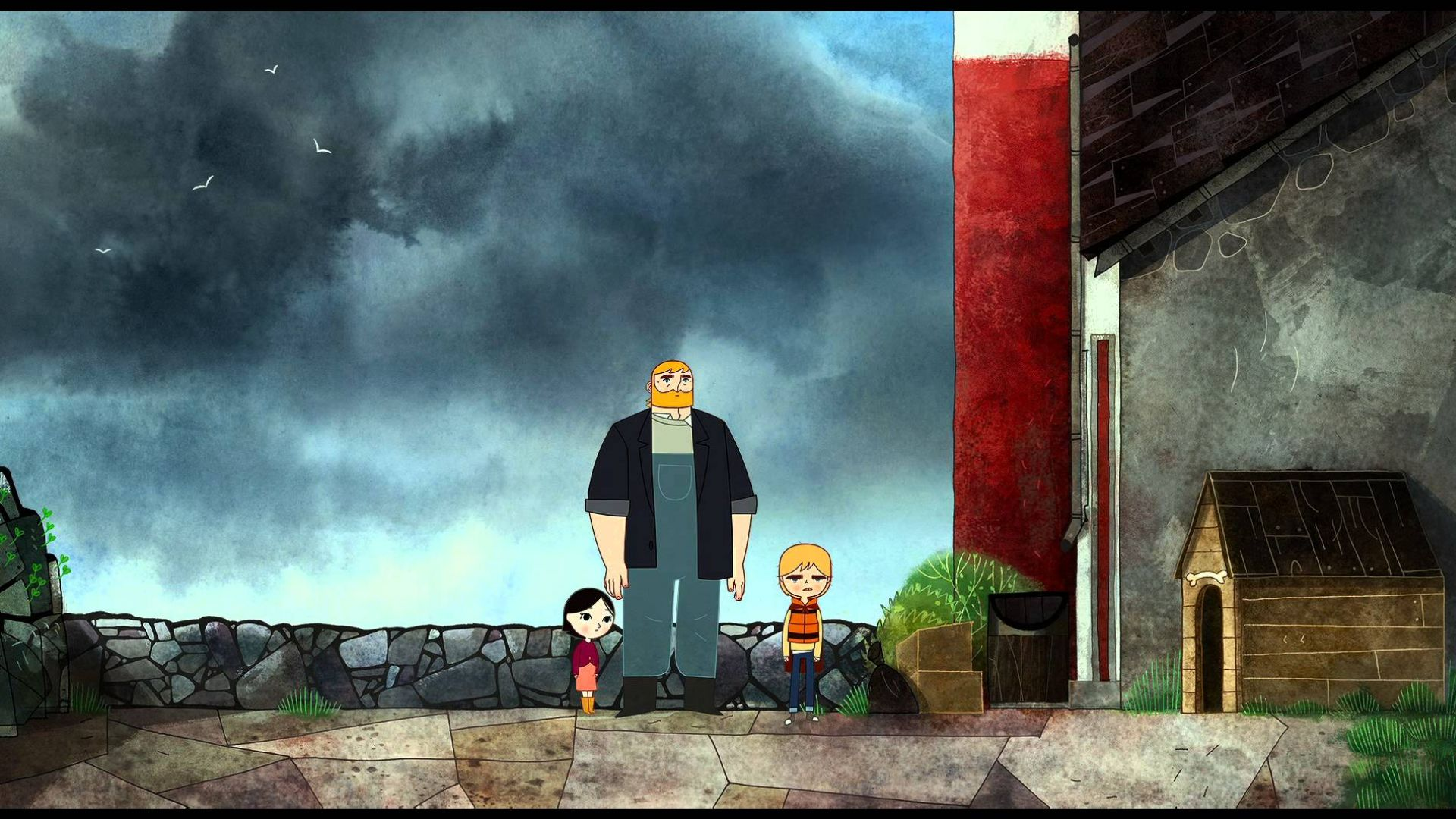 New Trailer for the Beautiful Acclaimed Animation 'Song of t