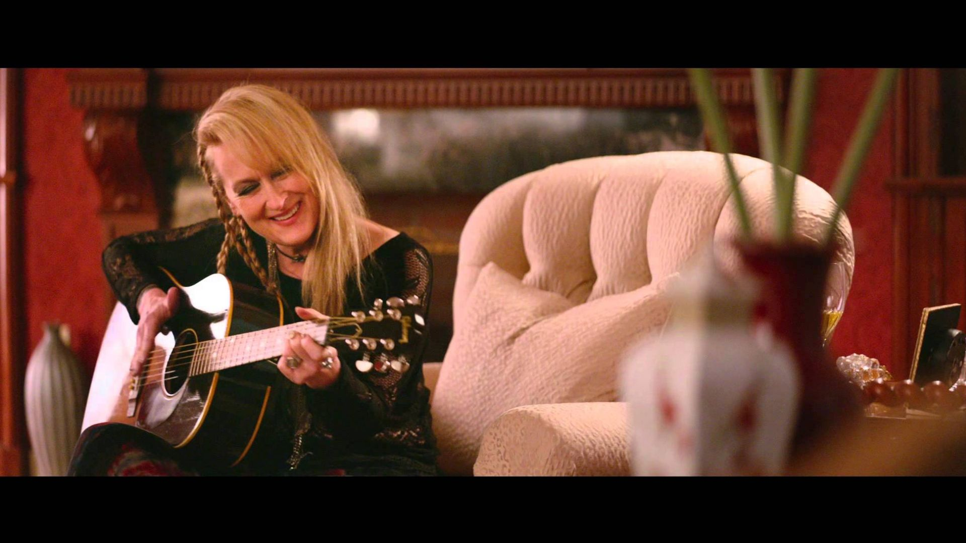 Meryl Streep Rocks Out in New 'Ricki and the Flash' Trailer