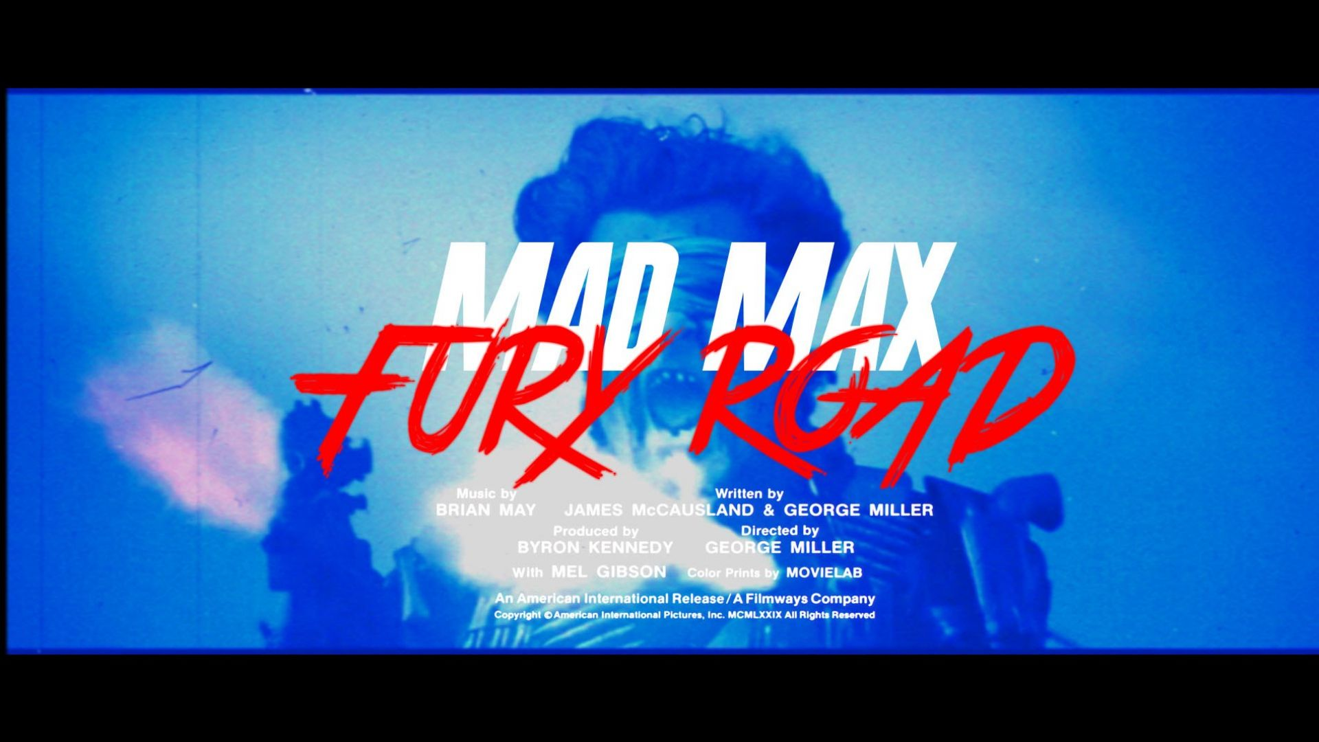 'Mad Max: Fury Road' Gets A Cool '80s Retro Trailer