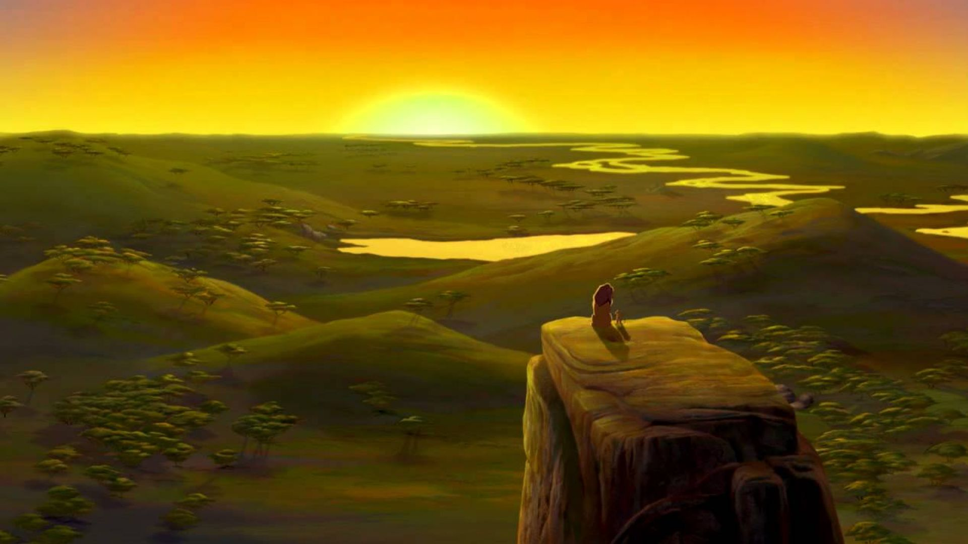 Here's What the 'Lion King' Trailer Would Look Like If It Wa