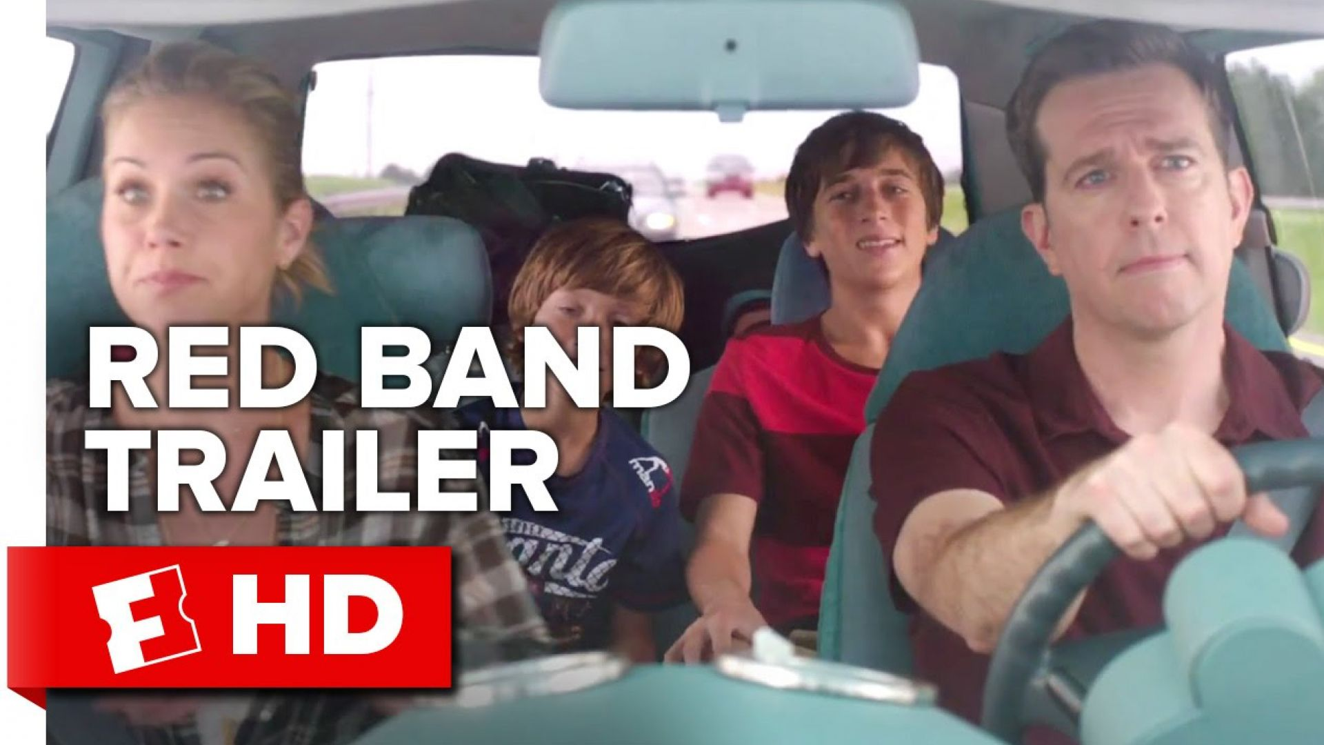 'Vacation' gets dirtier in new NSFW Red Band Trailer