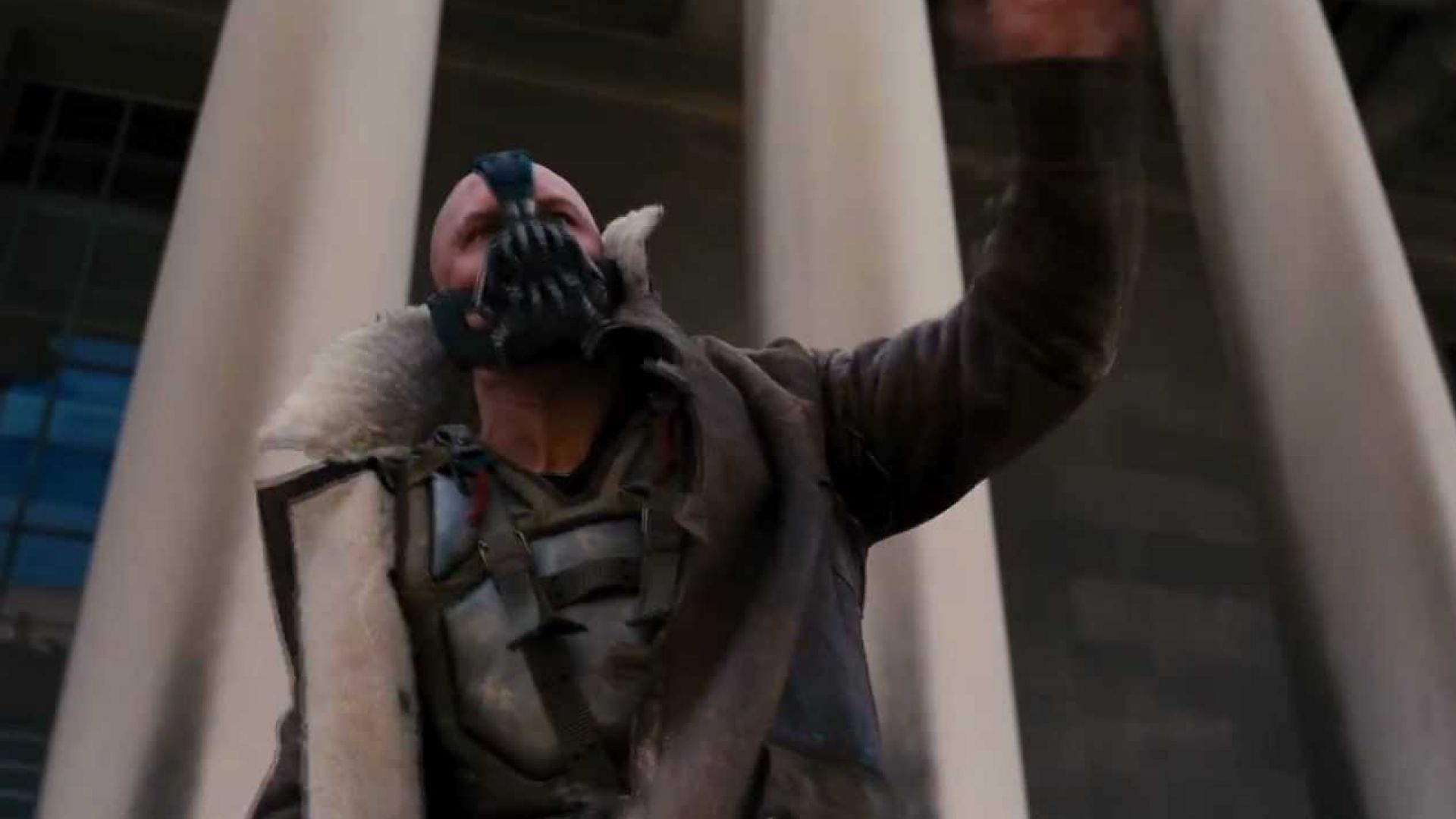 The Dark Knight Rises Bane Blackgate Prison Speech Imax