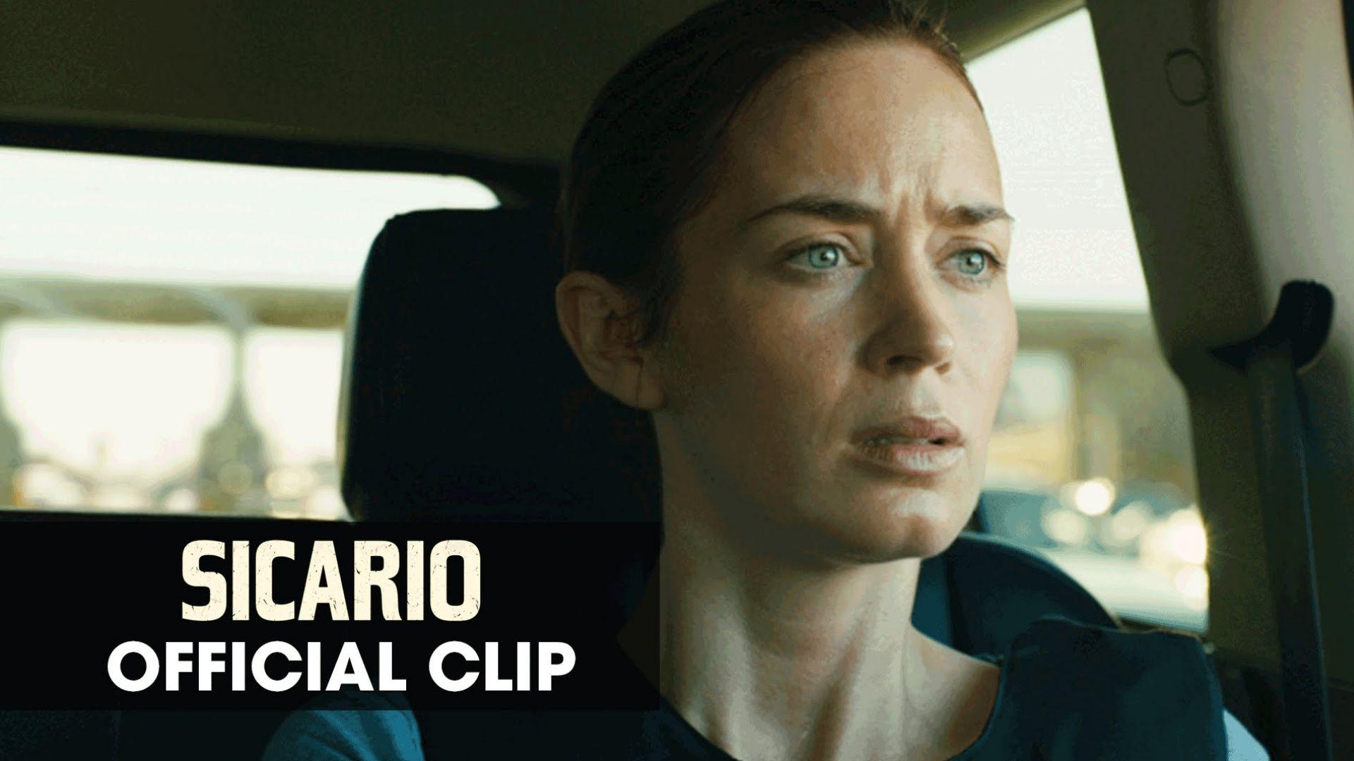 "Sicario ""Bridge"" clip"