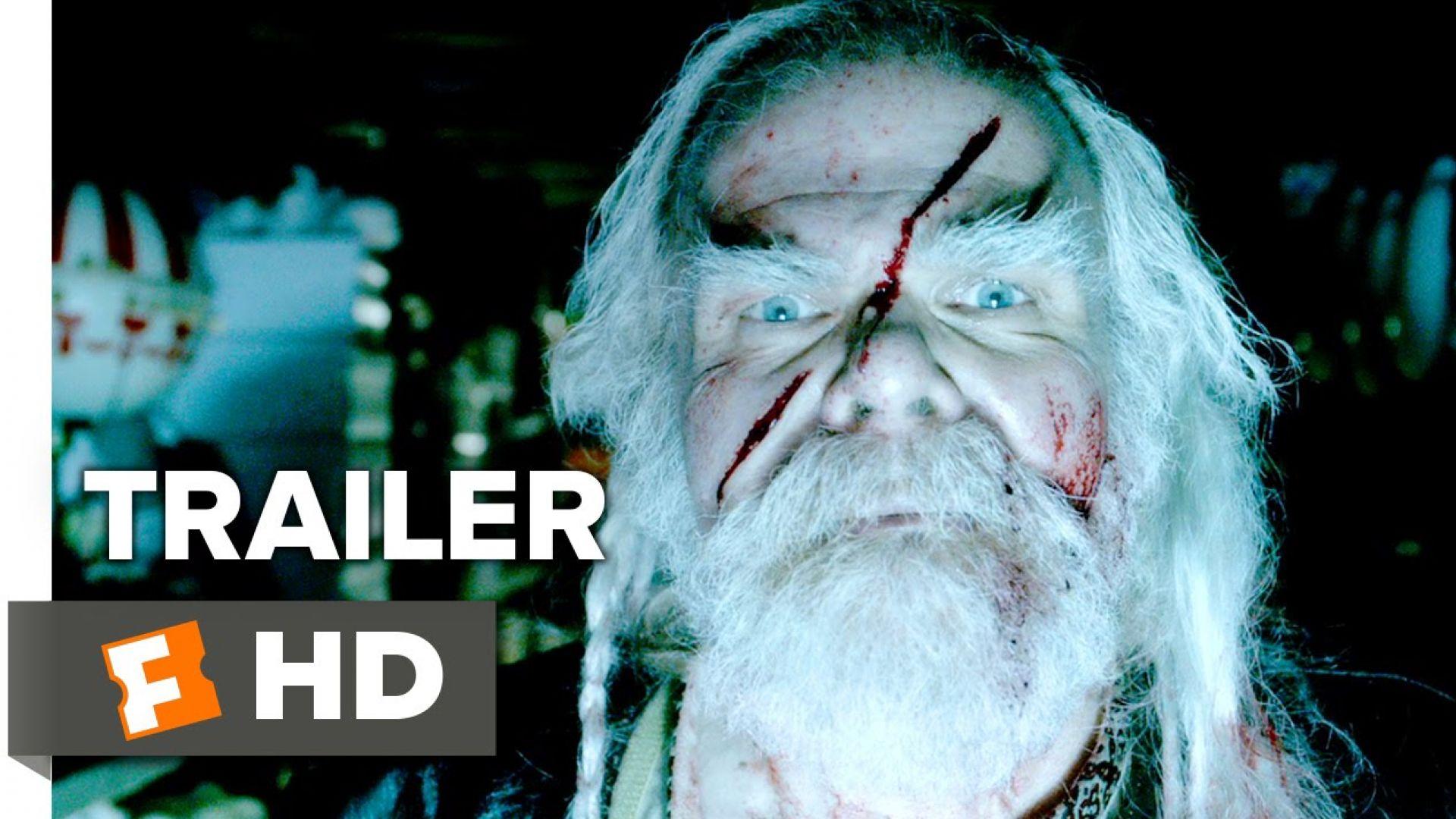 A Christmas Horror Story Official Trailer 1 William Shatner,