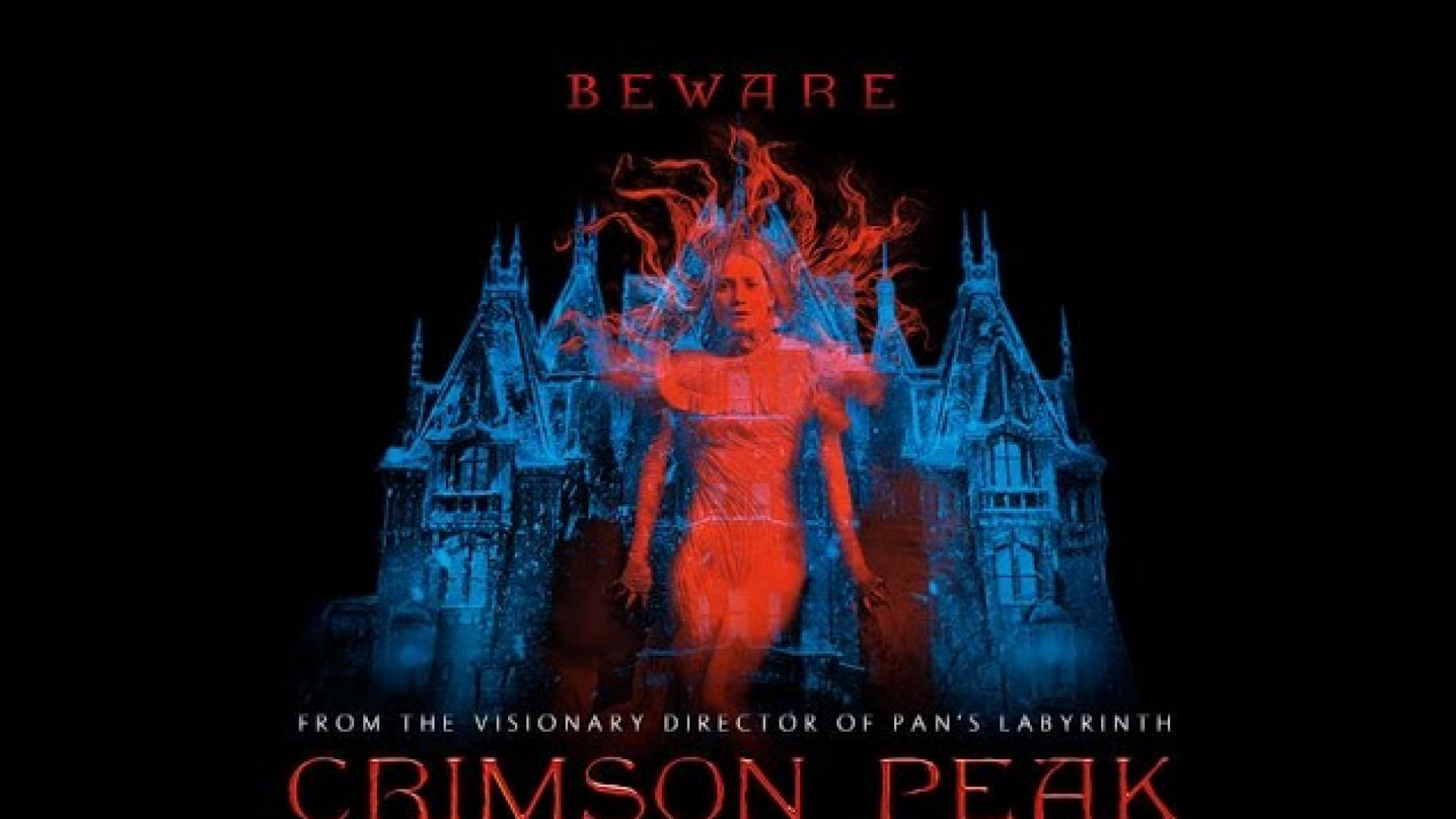 Horror October: Crimson Peak (Review)