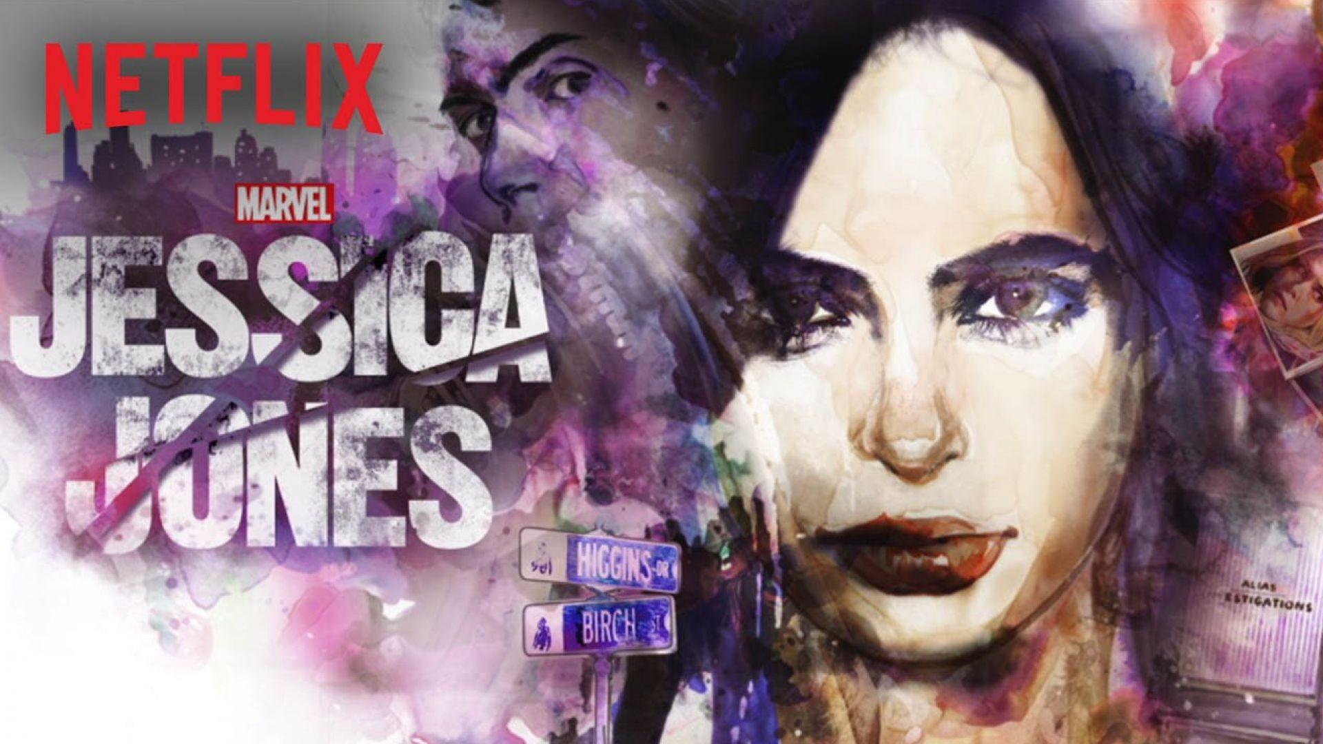 Motion Poster for Marvel's Jessica Jones