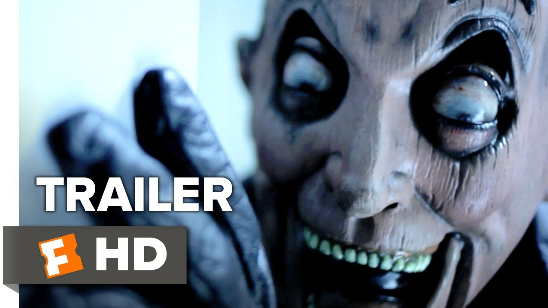 In The Dark Official Trailer 1 Horror Thriller