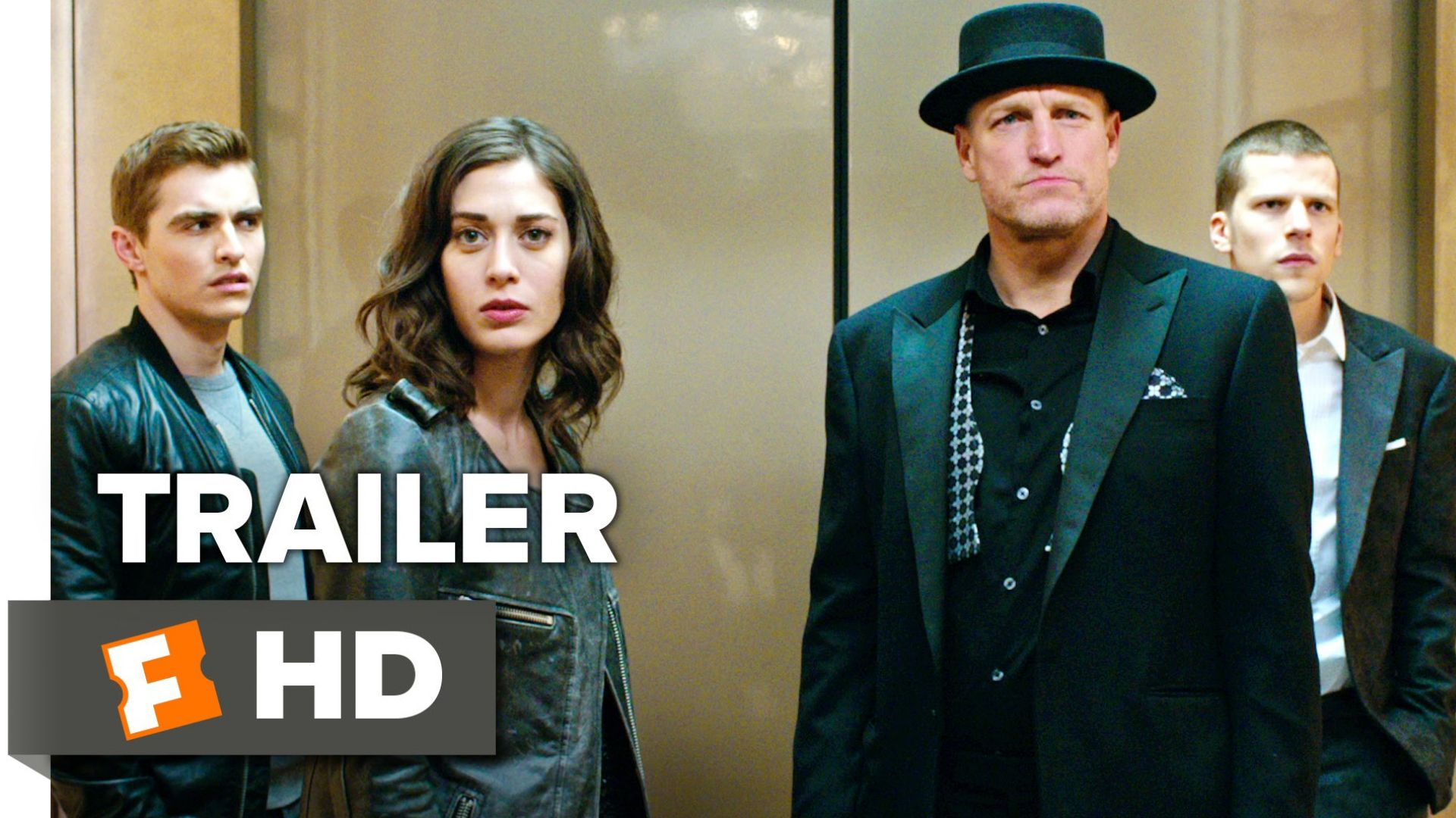 Now You See Me 2 - Official Trailer #1 (Woody Harrelson, Dan