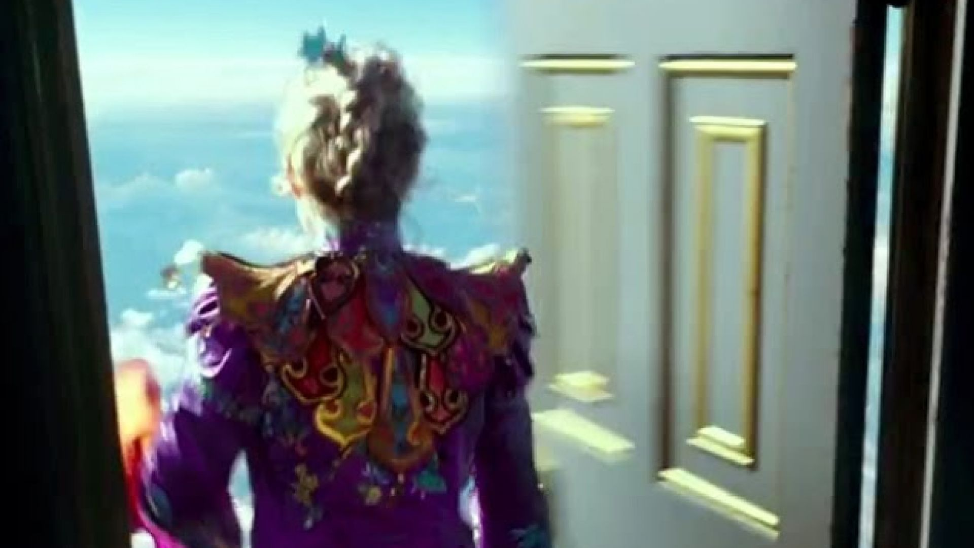 First Footage for Alice: Through The Looking Glass