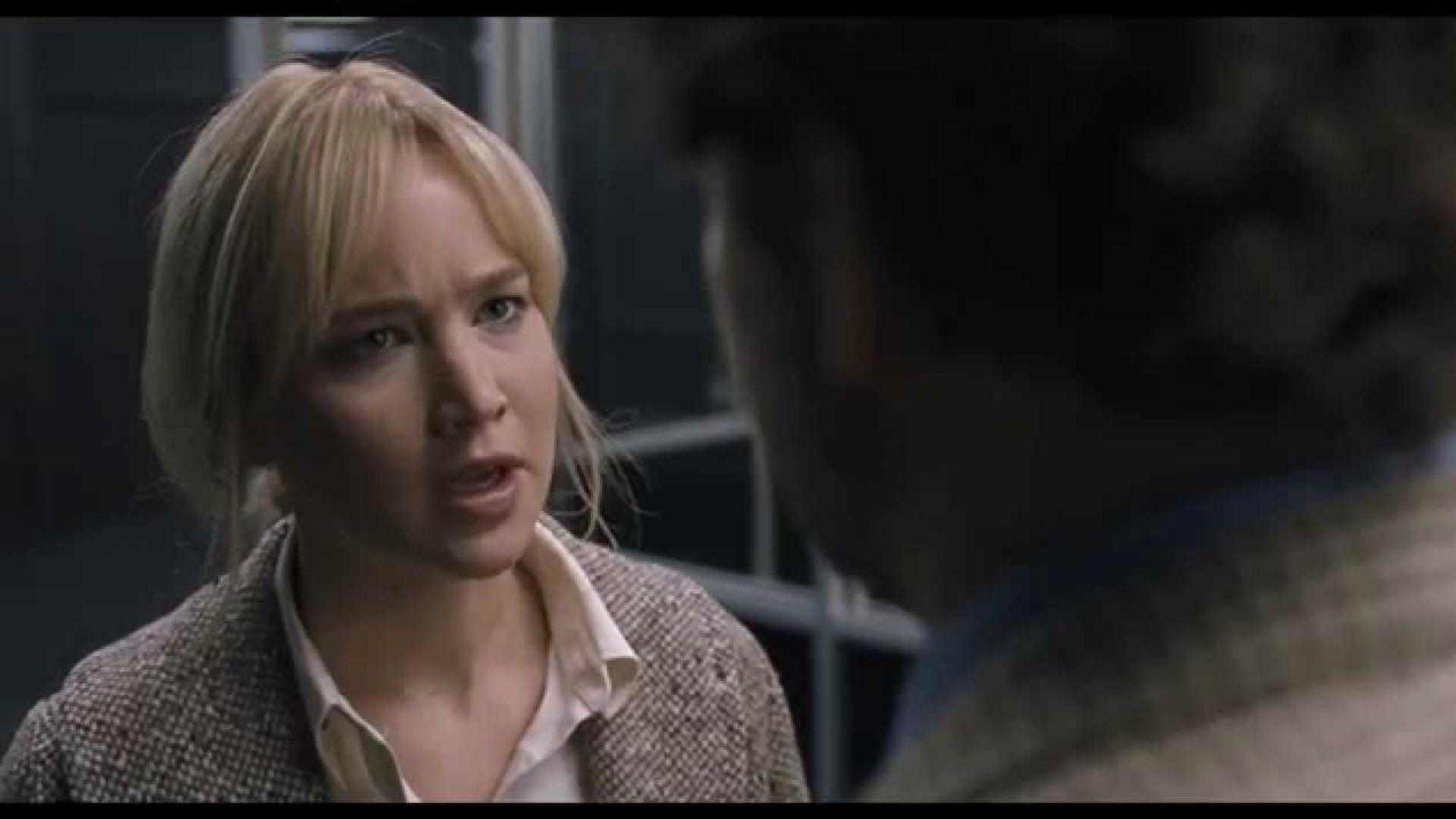 Official Clip for 'Joy' Starring Jennifer Lawrence
