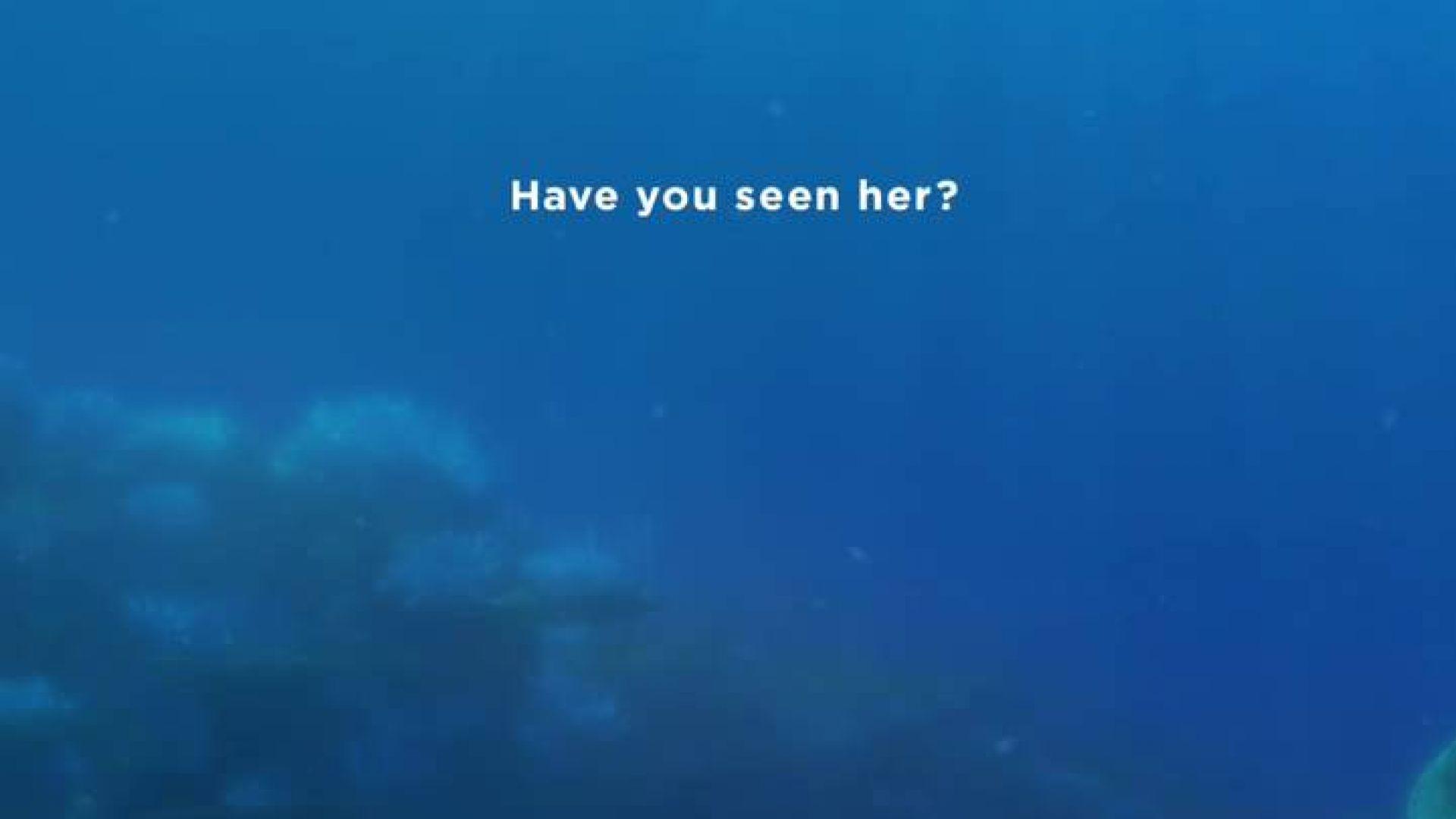 Motion Teaser Poster Finding Dory