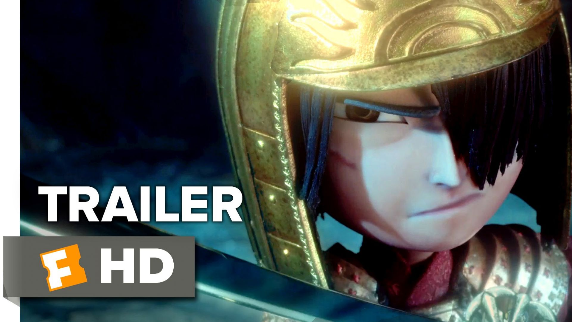 Kubo And The Two Strings - Official Teaser Trailer #1