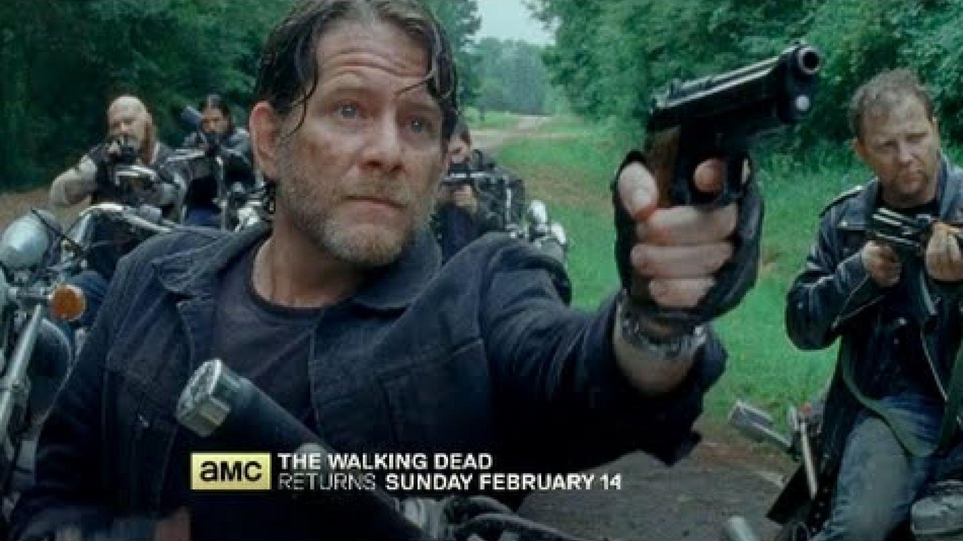 The Walking Dead: Mid-season Premiere Trailer
