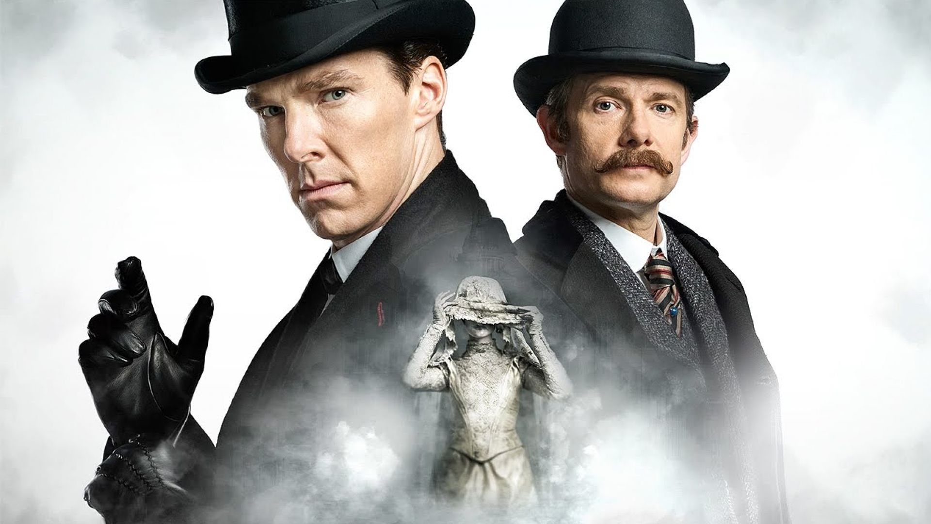 Get Ready To Meet The Abominable Bride - Sherlock Teaser