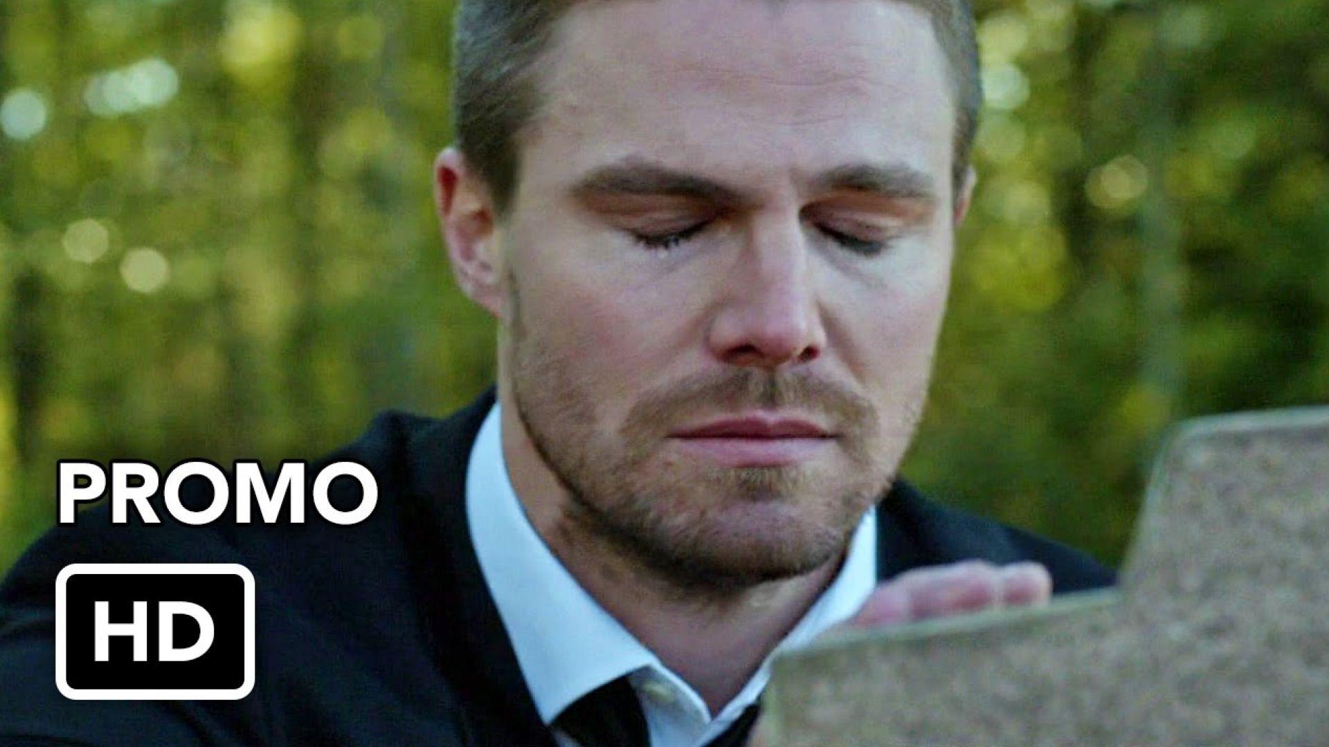 "Arrow 4x10 Promo ""Blood Debts"""