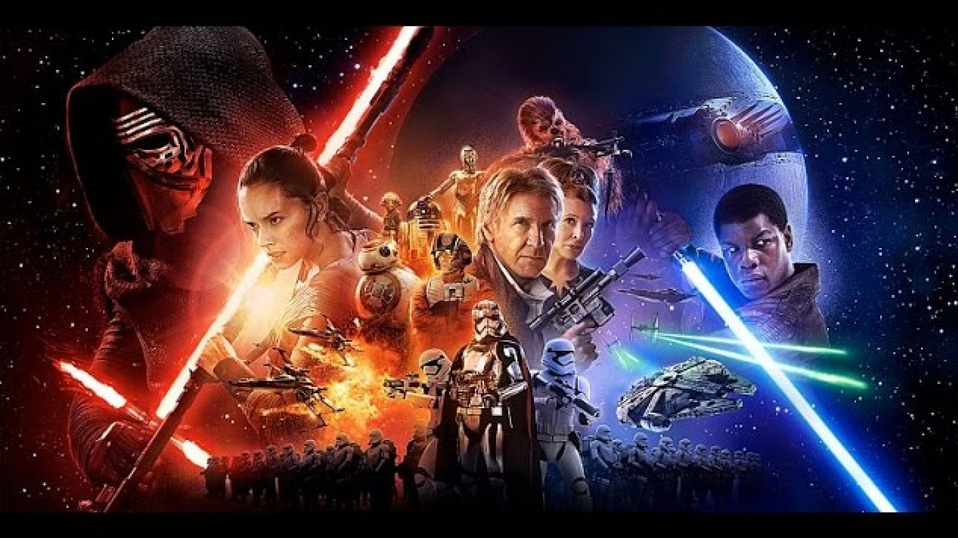 Non Spoiler Review: Star Wars The Force Awakens