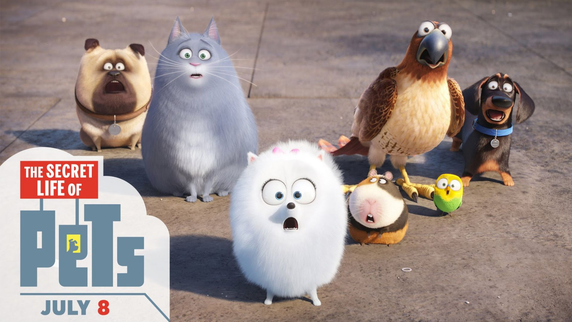 The Secret Life Of Pets - Trailer 2