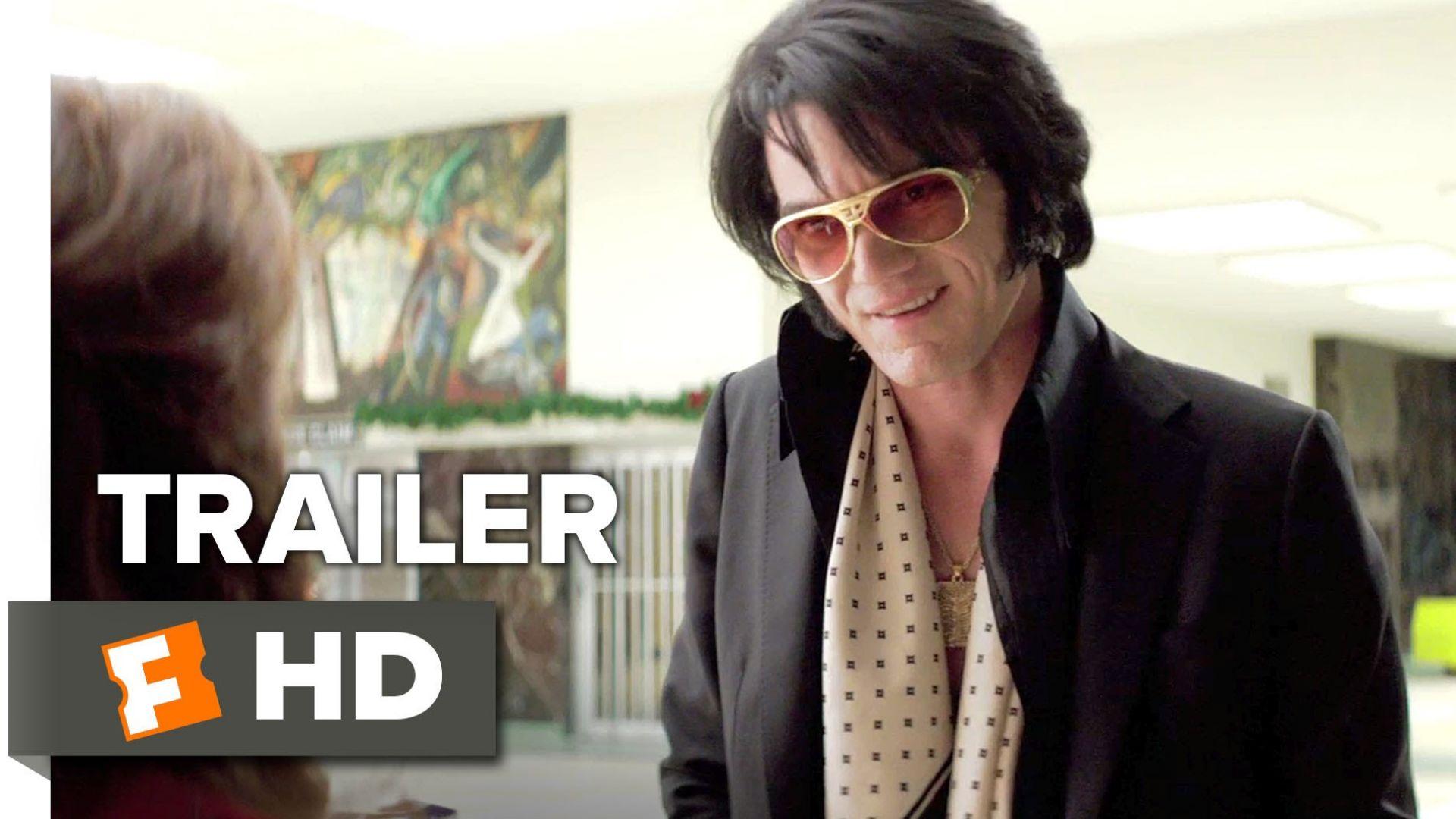Elvis & Nixon Trailer 1 Kevin Spacey, Evan Peters