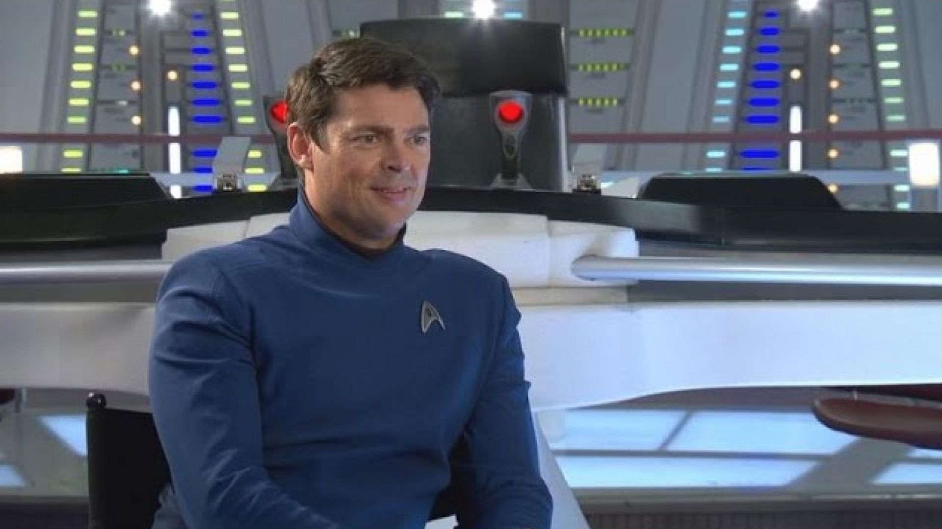 How 'Star Trek Beyond' Will Pay Homage To The Original '60s