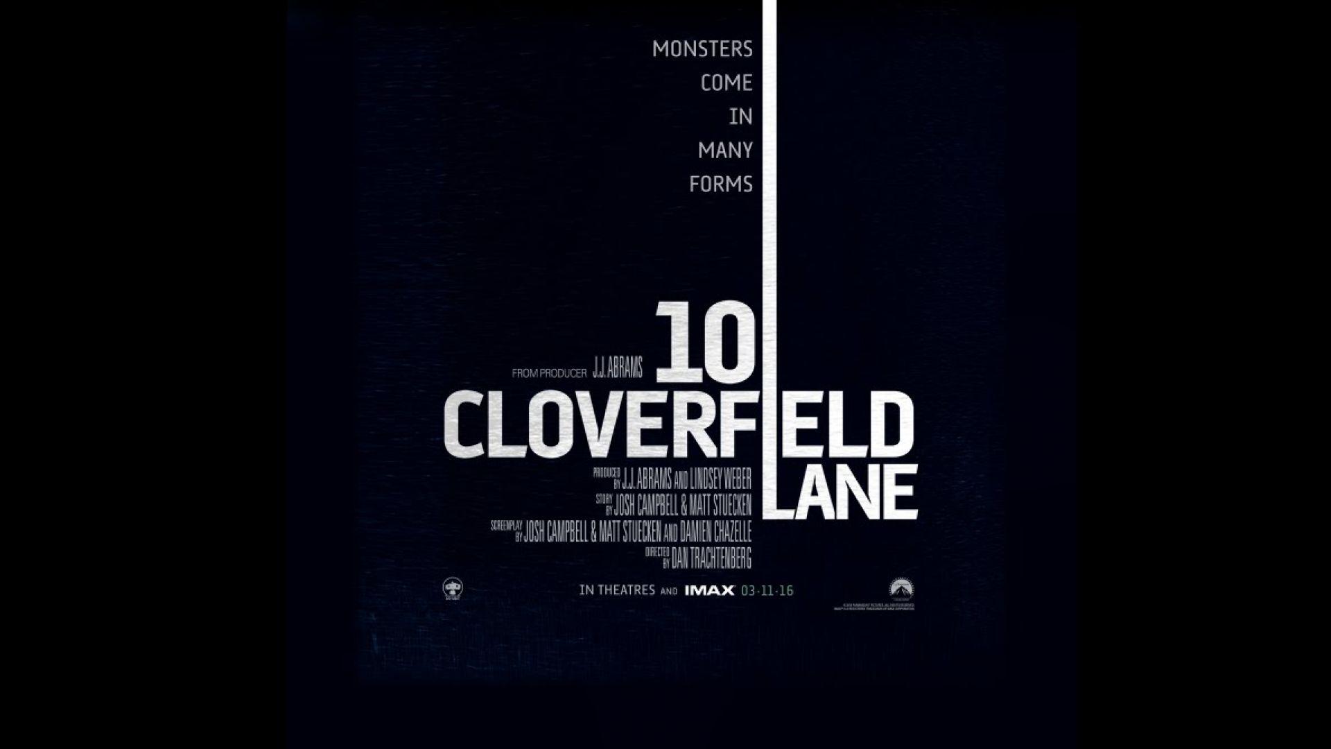 10 Cloverfield Lane Super Bowl Spot is a Scream