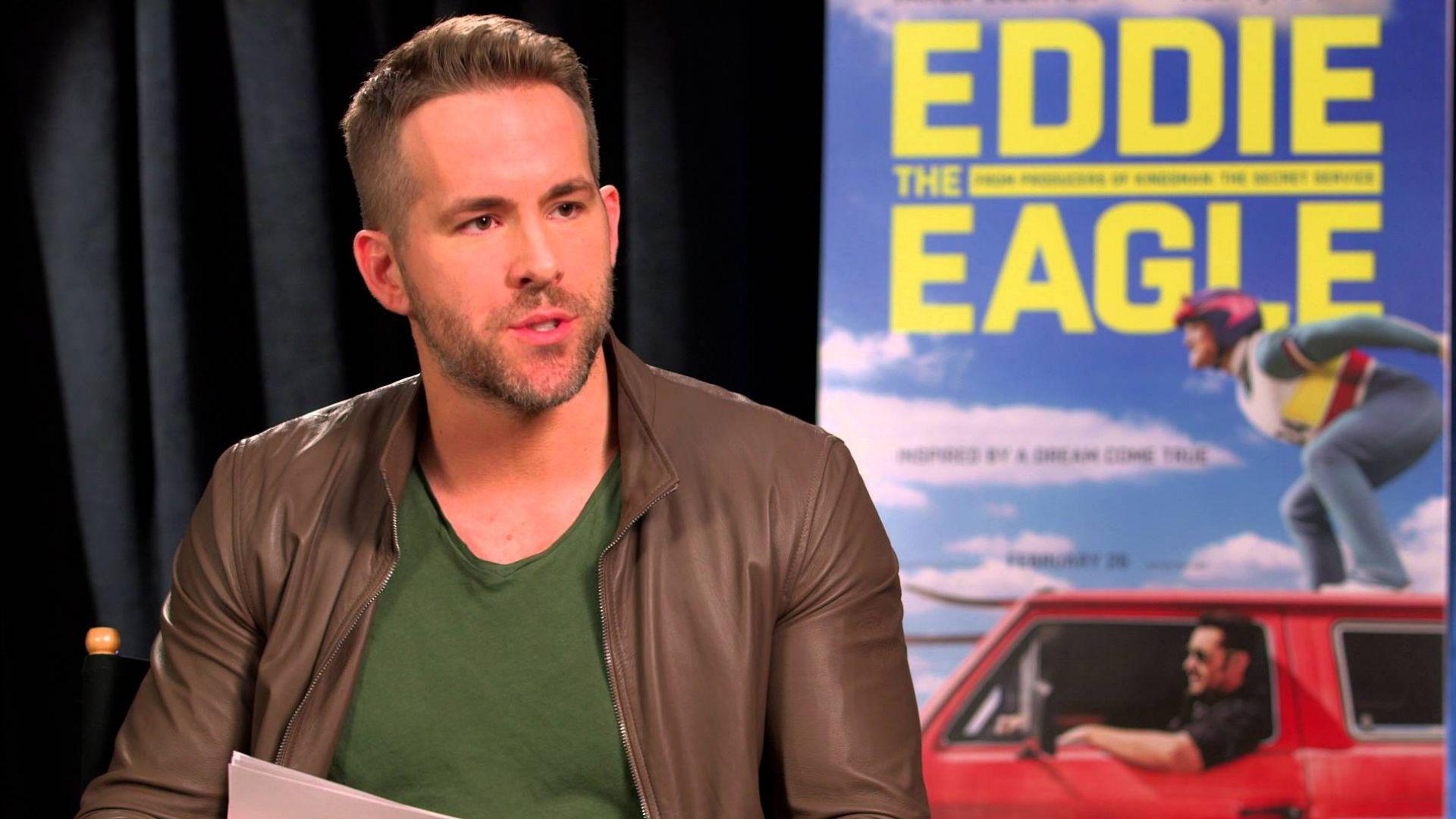 Ryan Reynolds interviews Hugh Jackman in this hilarious shor