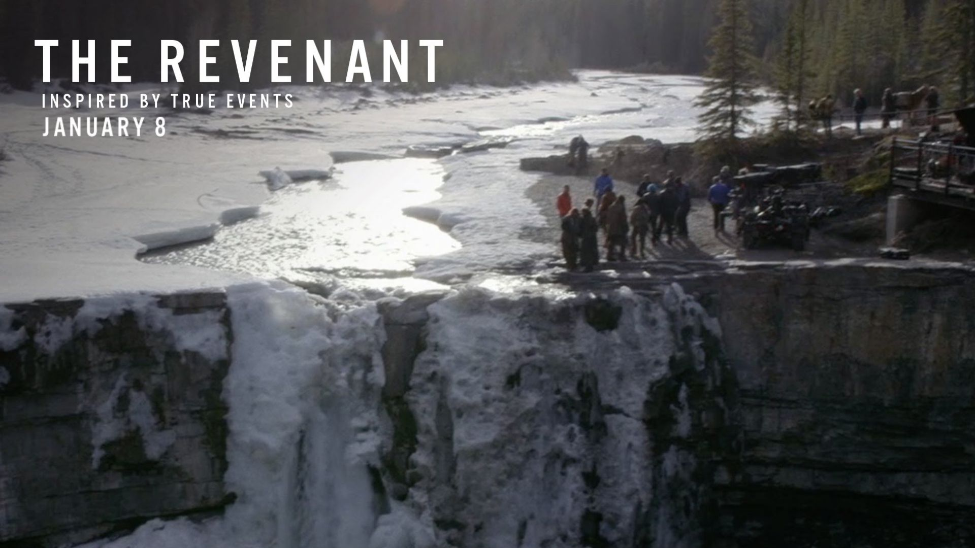 "The Revenant ""a World Unseen"" Documentary 20th Century Fox"