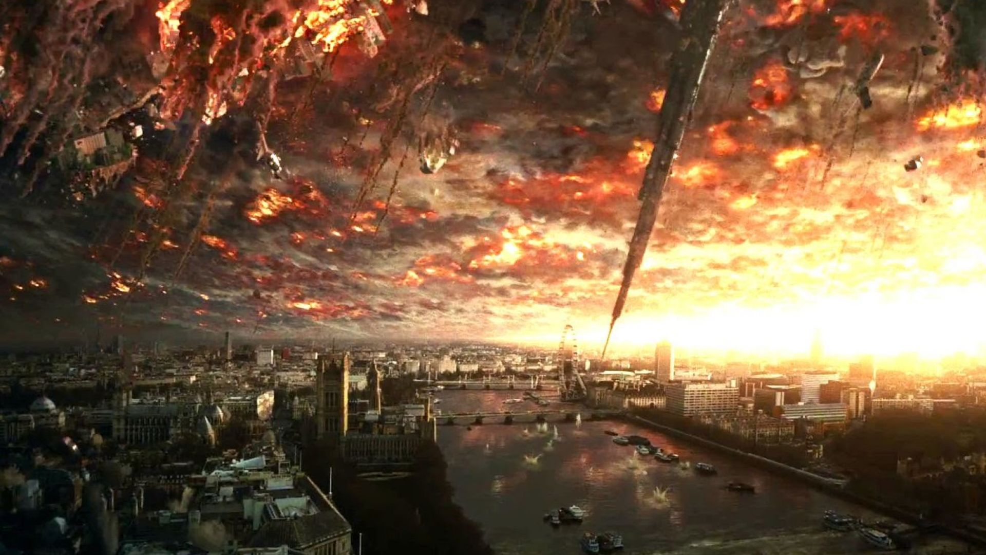 Independence Day: Resurgence Premieres a Fitting Super Bowl