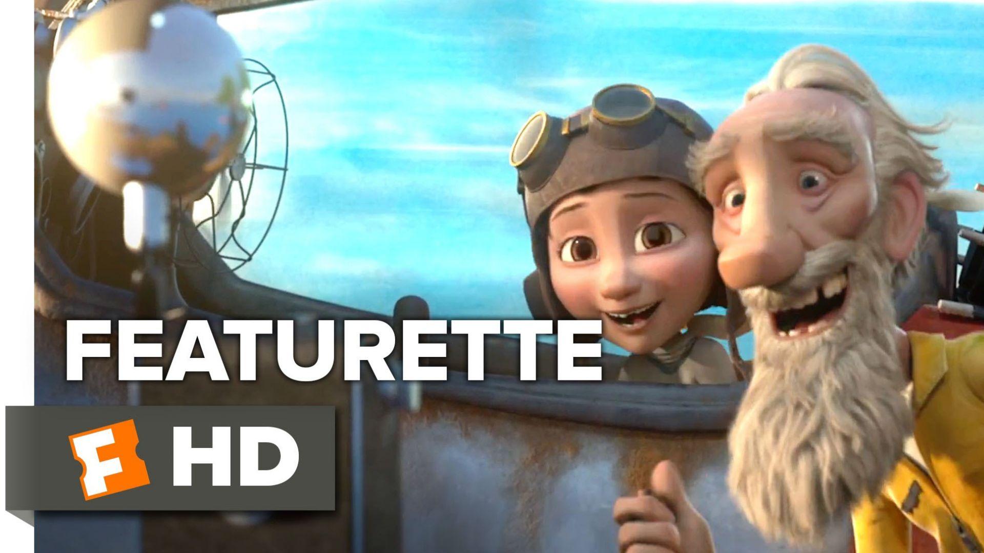 The Little Prince - Featurette Behind The Scenes Jeff Bridge