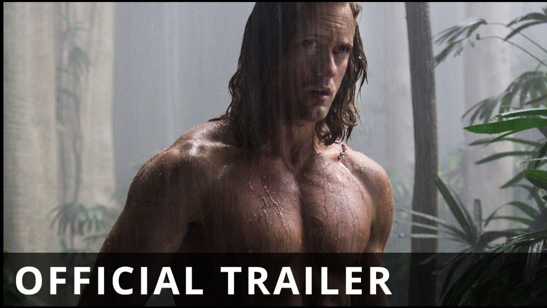 Tense New Trailer for The Legend of Tarzan