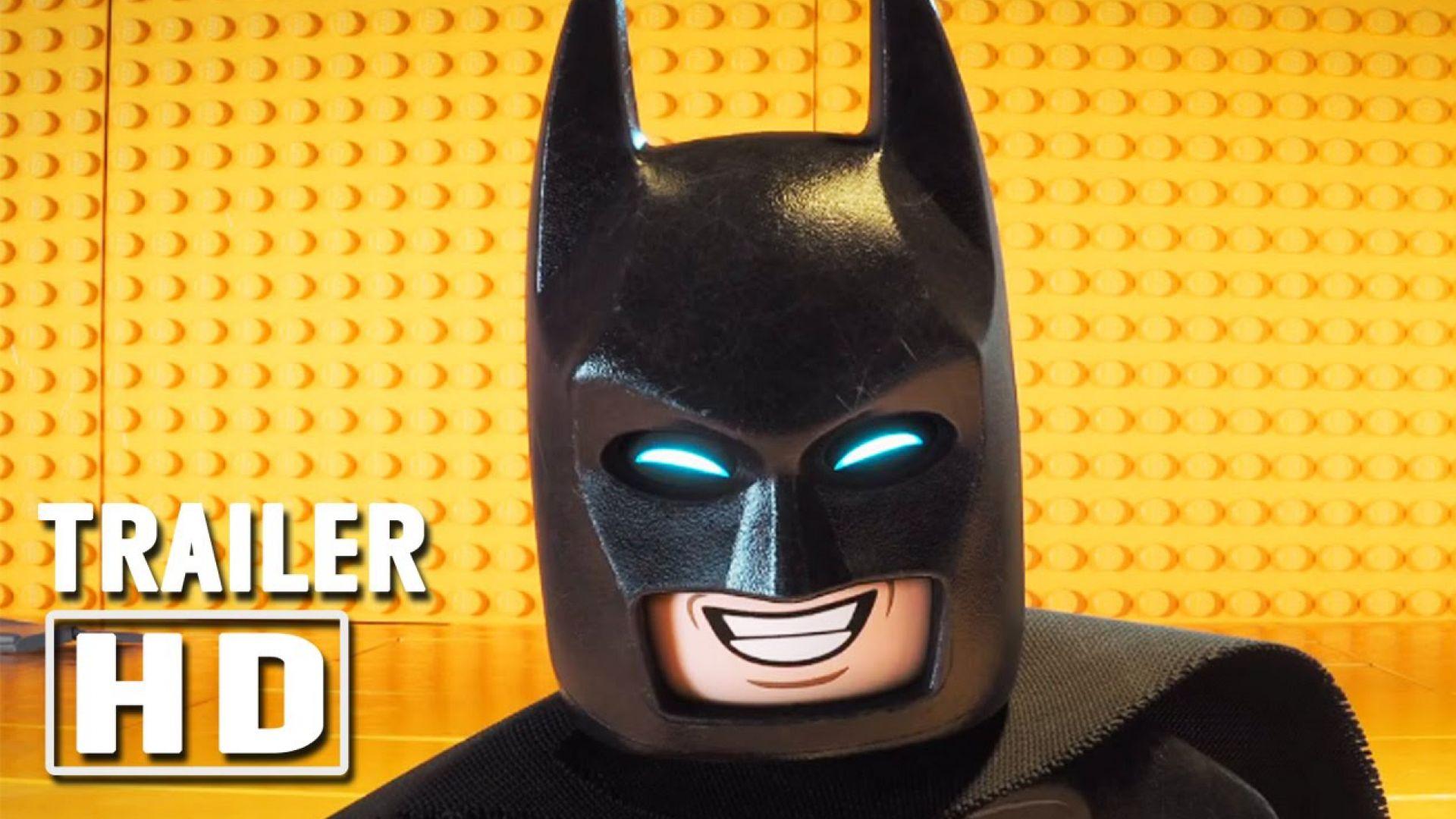 New LEGO Batman Teaser takes us Inside Wayne Manor