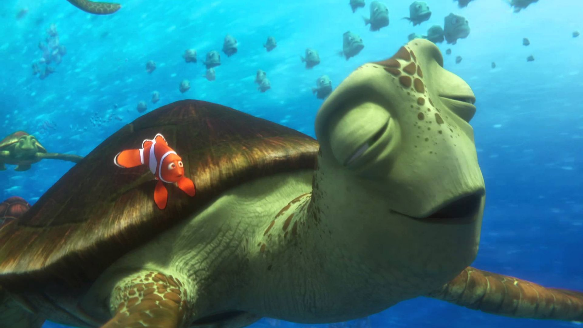 New Finding Dory Trailer – Disney Pixar