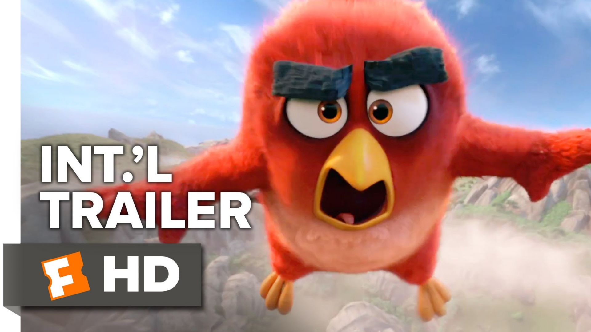 The Angry Birds Official International Trailer