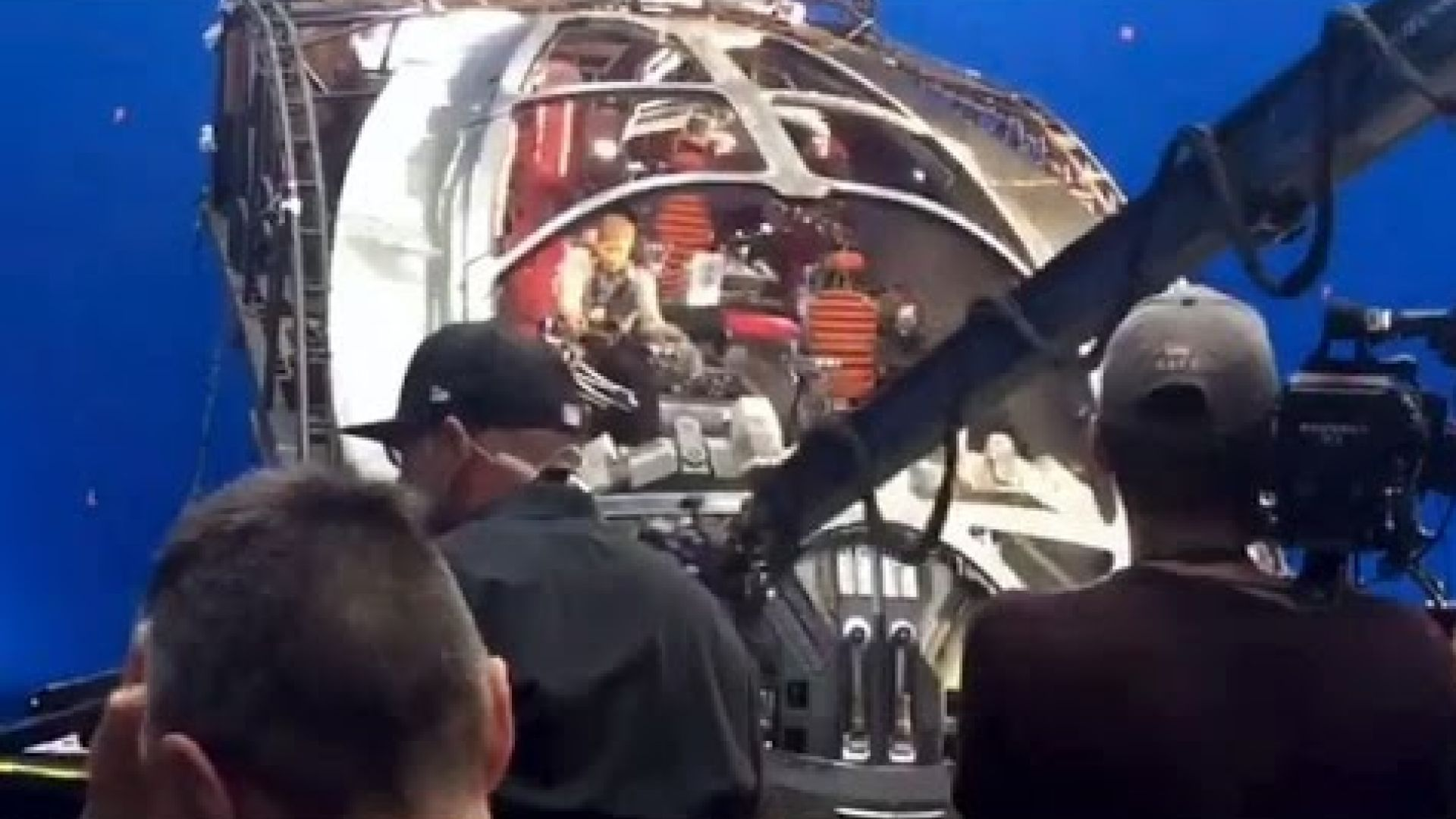 Behind the Scenes video on Guardians of the Galaxy Vol. 2