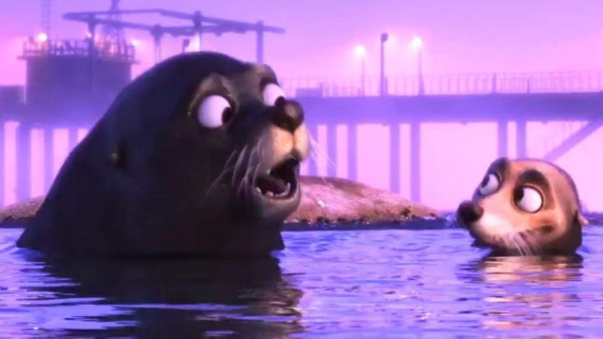 Sneak Peek: A new Finding Dory trailer lands tomorrow on Ell