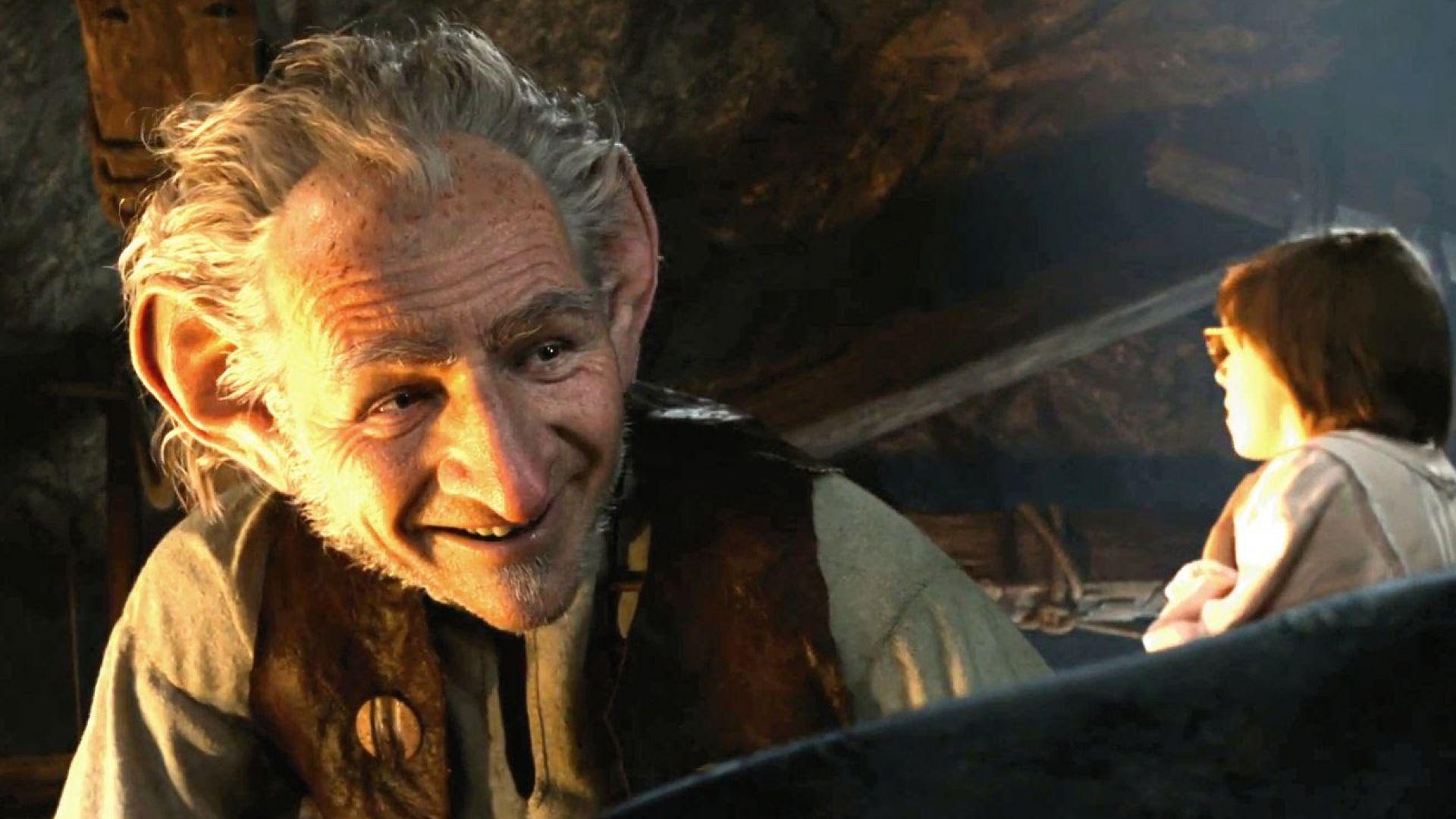 Third trailer for Steven Spielberg's 'The BFG'