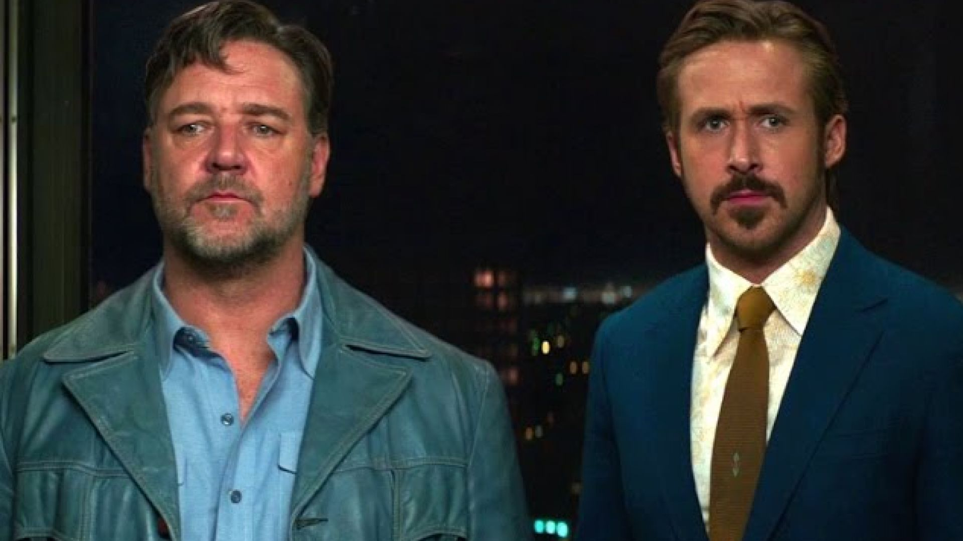 The joyous final trailer for Ryan Gosling and Russell Crowe